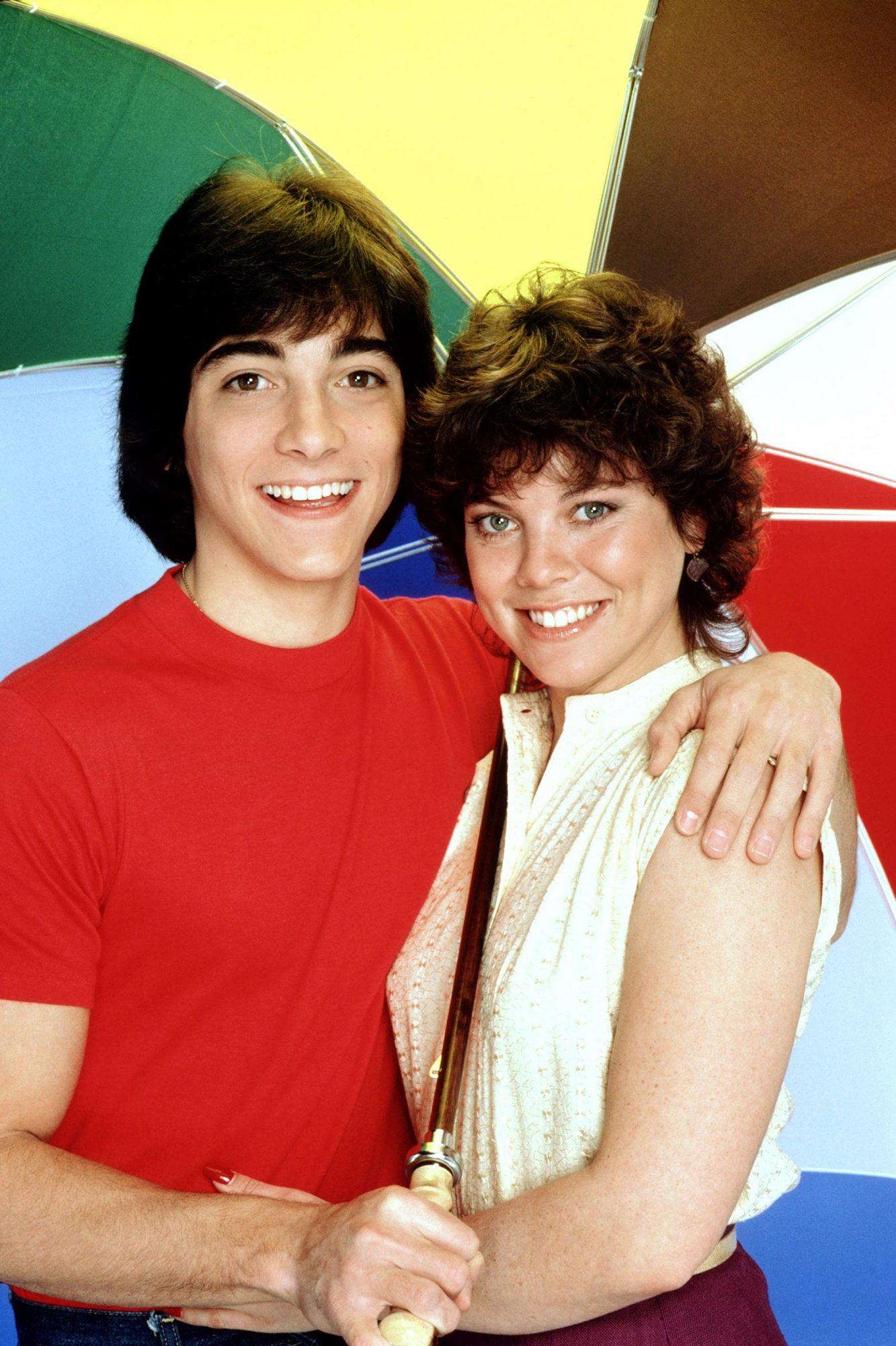 JOANIE LOVES CHACHI, Scott Baio, Erin Moran, 1982-83, © Paramount Television / Courtesy: Everett Col