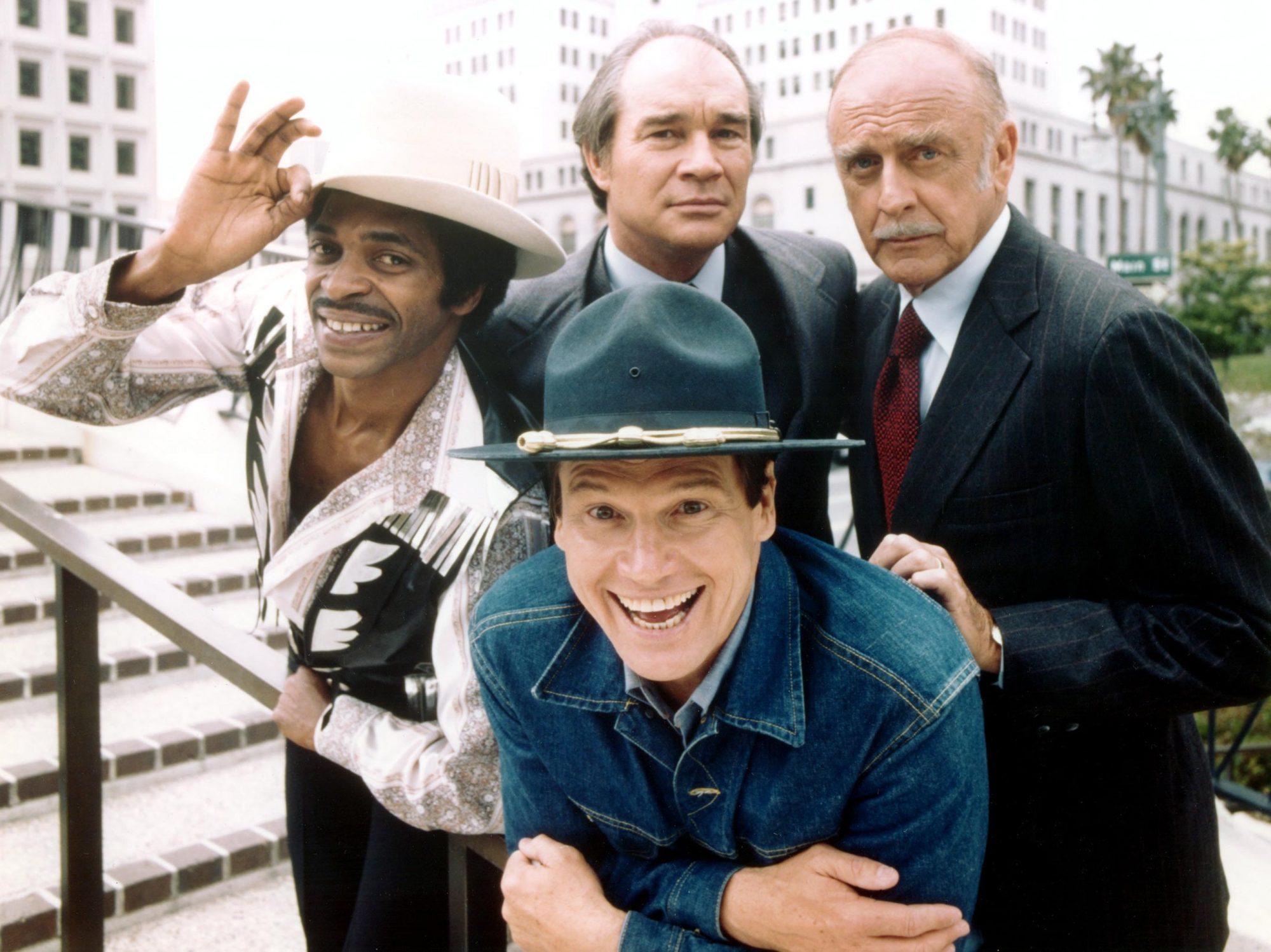 ENOS, Samuel E. Wright, Sonny Shroyer, John Milford, John Dehner, 1980