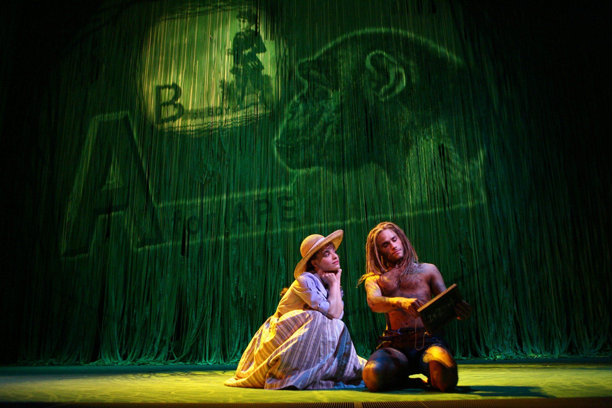 Tarzan the Musical at Richard Rodgers Theatre