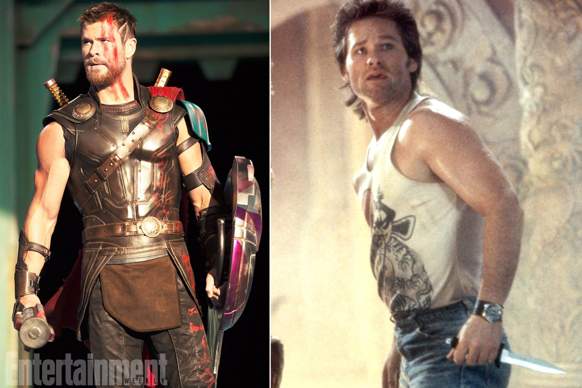 Thor and Big Trouble in Little China