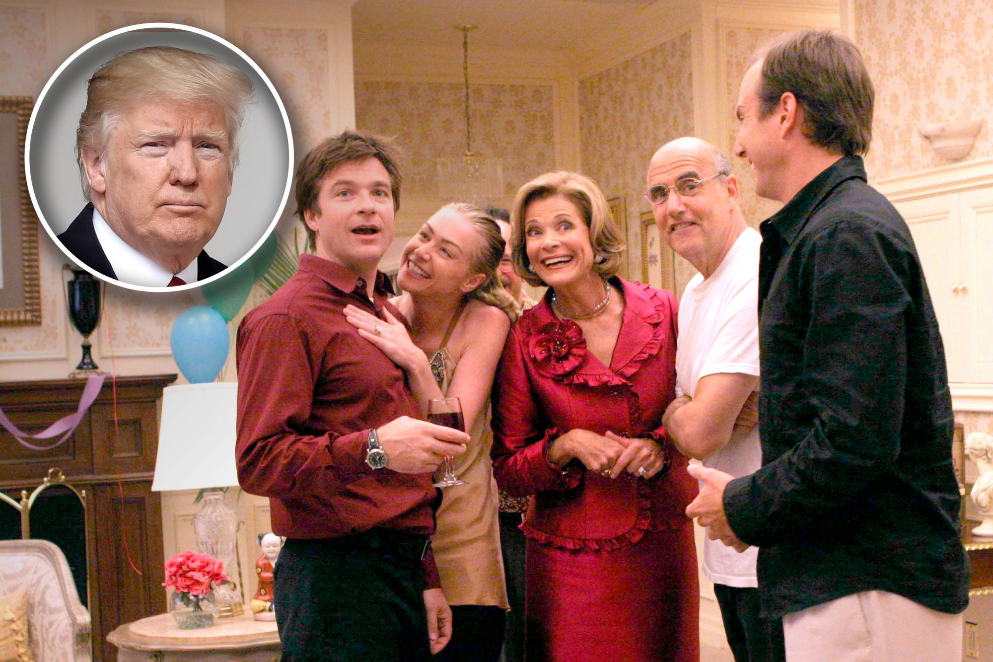 Donald Trump and Arrested Development