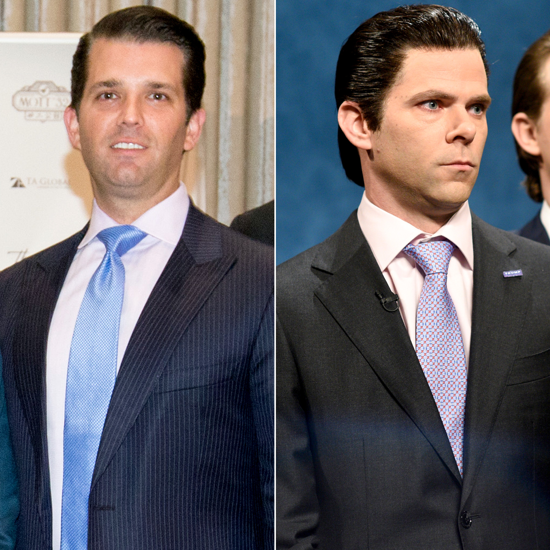 Trump Jr. and Mikey Day
