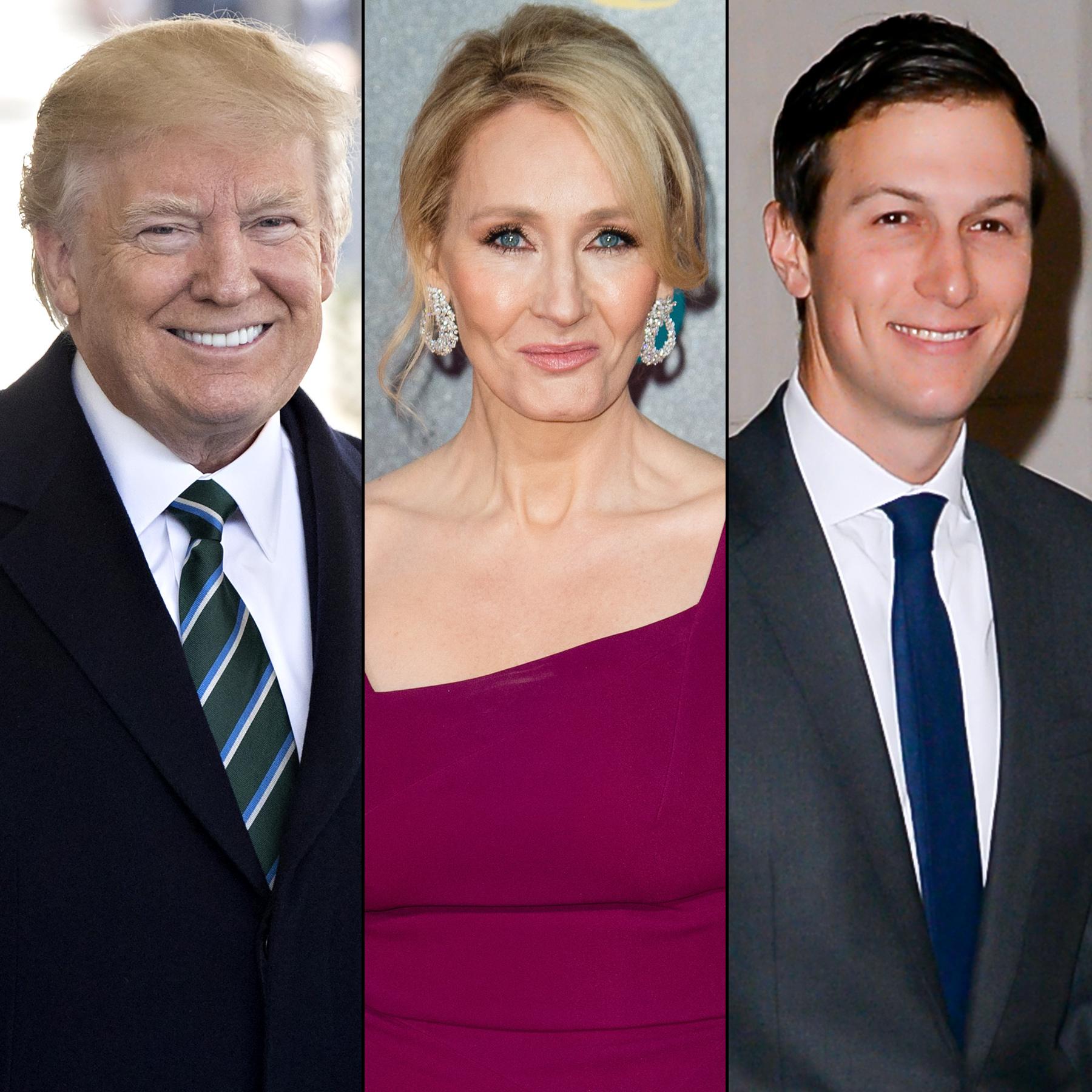 Trump, Rowling & Kushner
