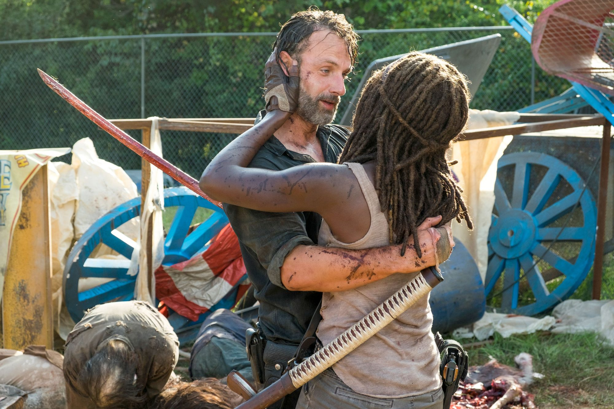 FOR DALTON ROSS ONLY: The Walking Dead 3/5/17