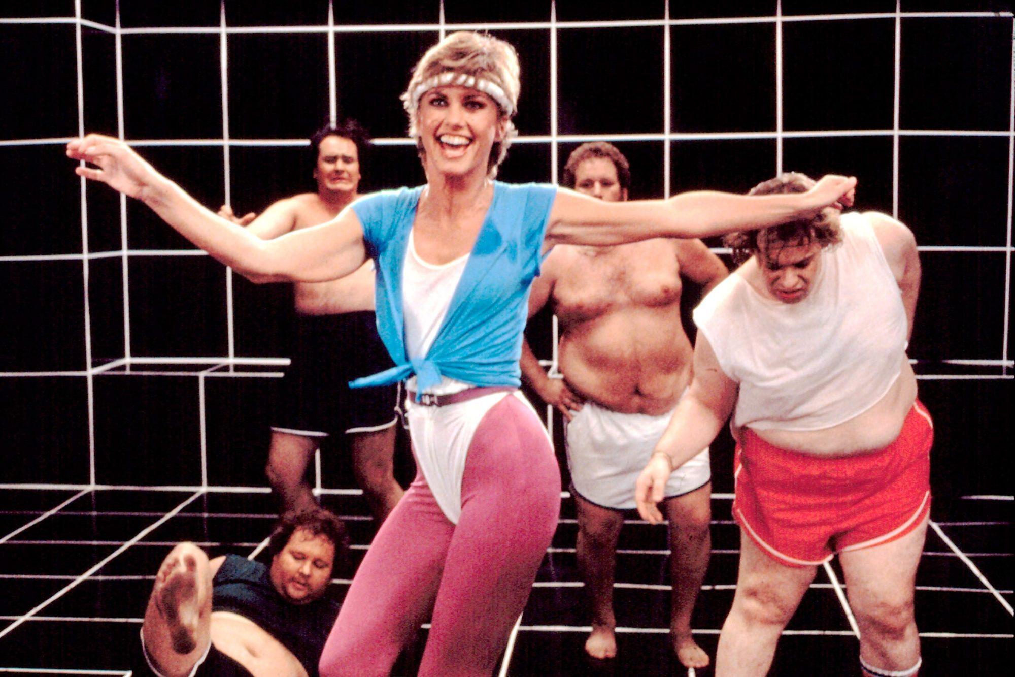 OLIVIA NEWTON-JOHN, Physical video, circa 1981-82
