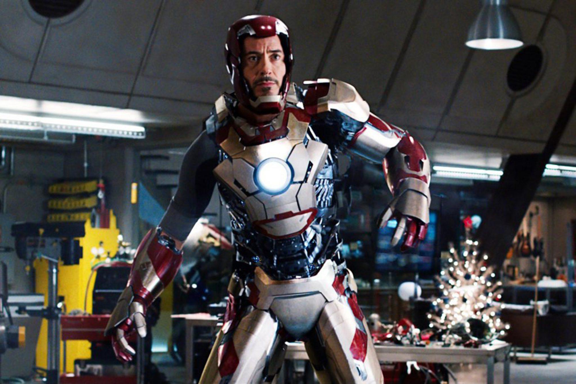 Iron Man 3 (2013)Robert Downy Jr. CR: Disney