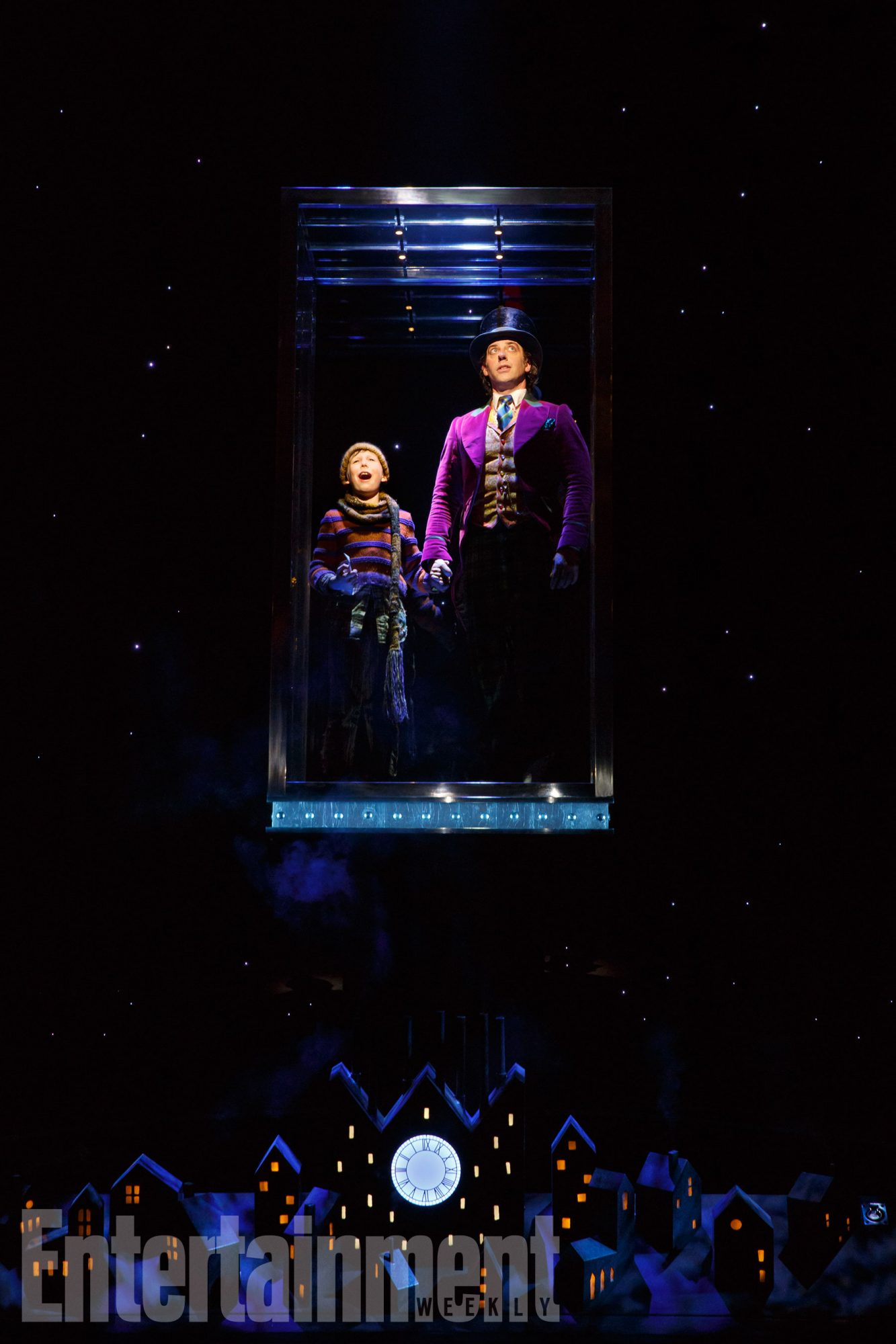 Charlie and the Chocolate FactoryLunt Fontane Theatre