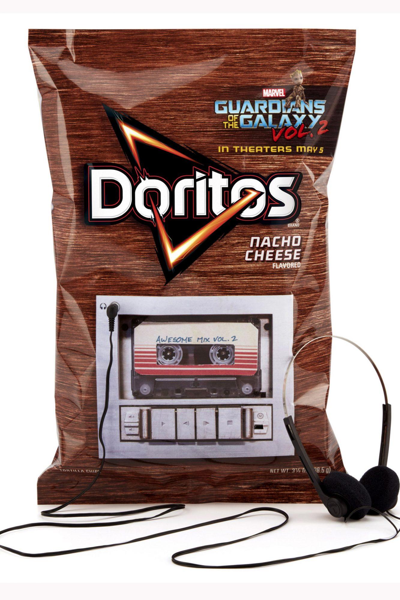 Frito-Lay- Doritos Guardians of the Galaxy bag