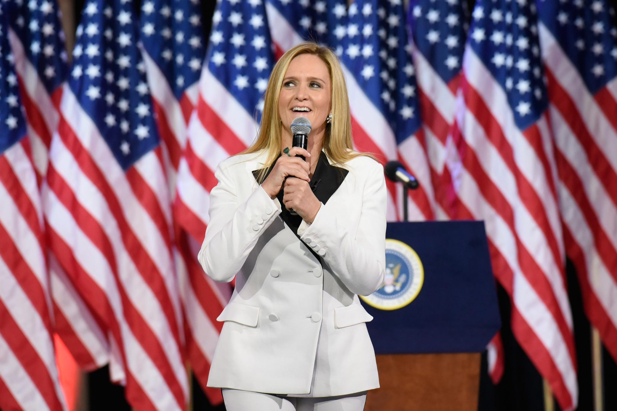 Full Frontal With Samantha Bee's Not The White House Correspondents' Dinner