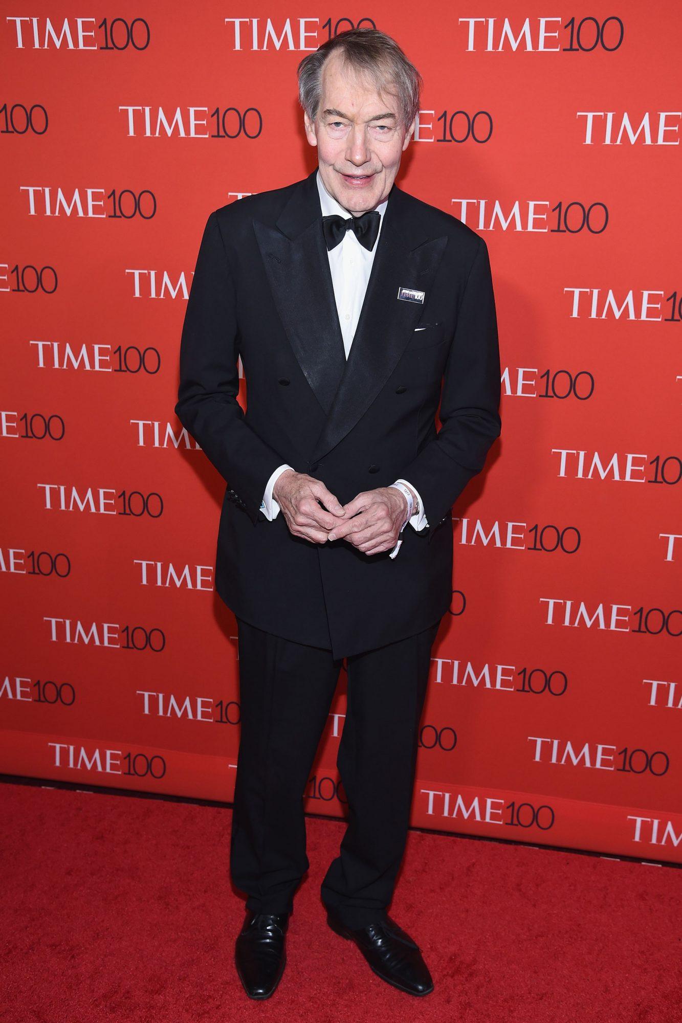 2017 Time 100 Gala - Red Carpet