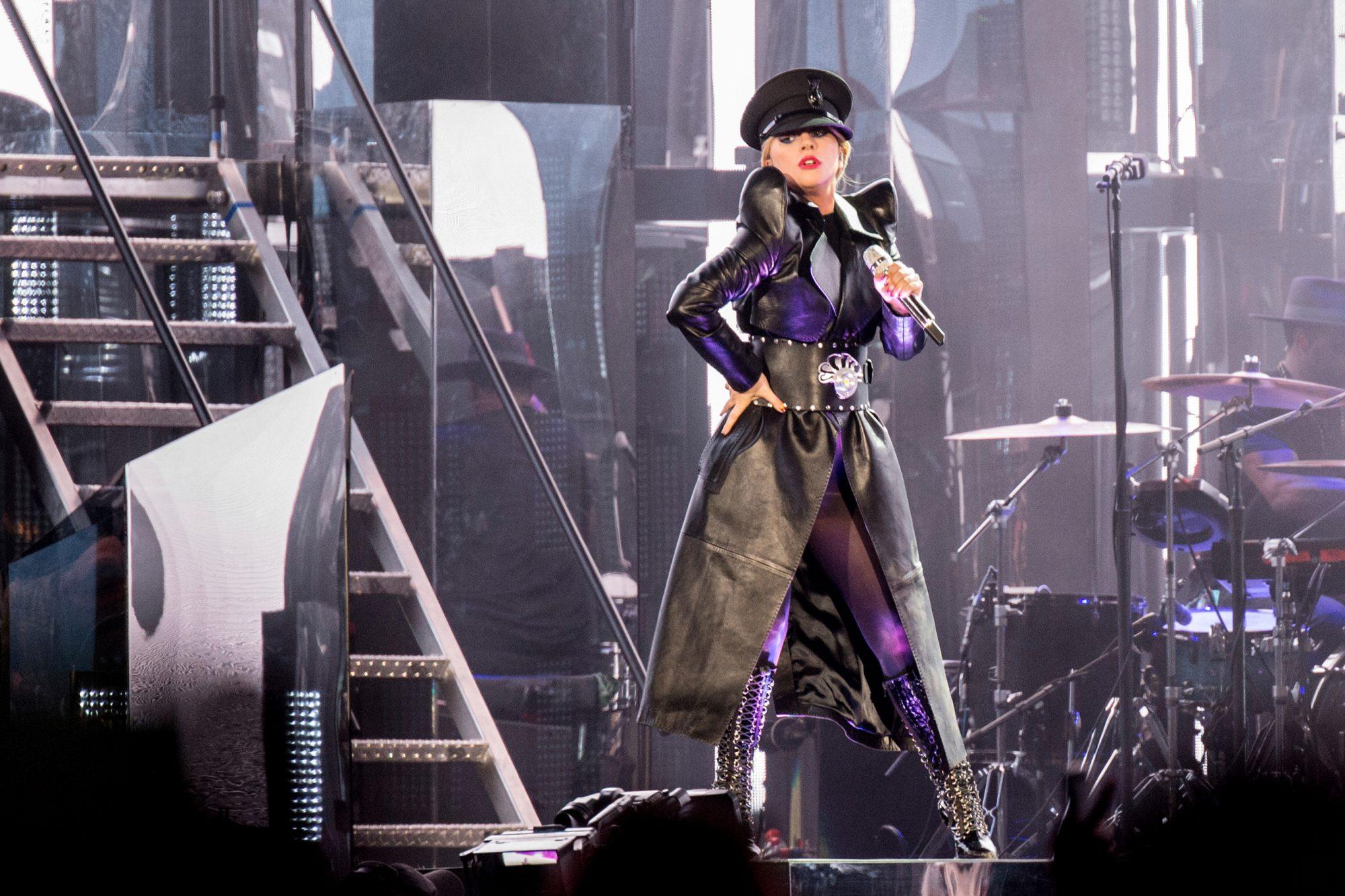 Lady Gaga,Stefani Joanne Angelina Germanotta