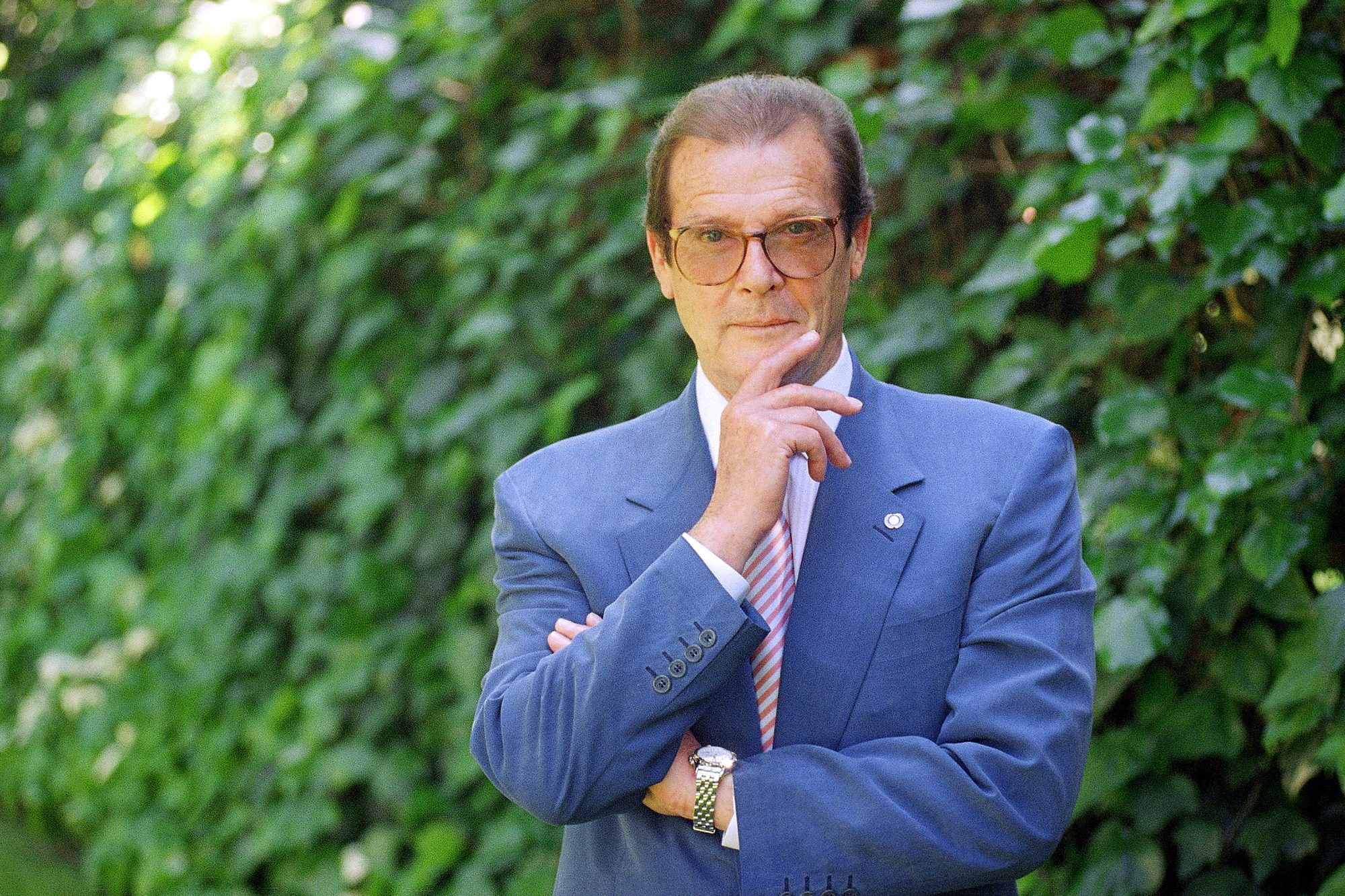 Roger Moore 1996