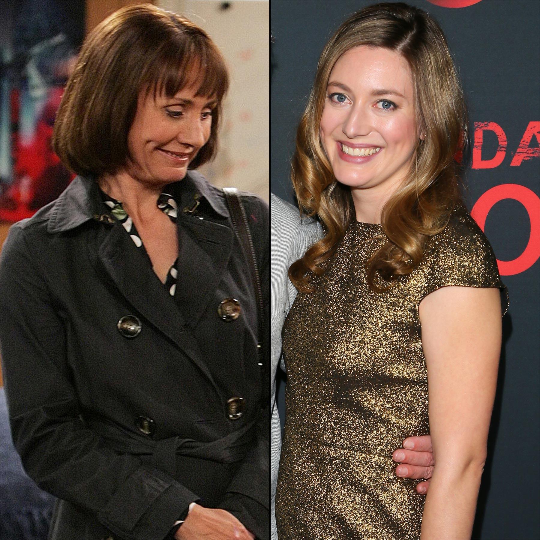 Big Bang Theory Spinoff S Zoe Perry On Young Sheldon Ew Com