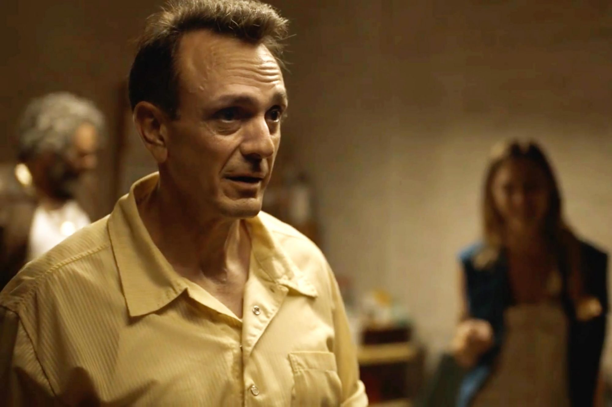 Brockmire -- screen grab from EW.com exclusive clip CR: IFC