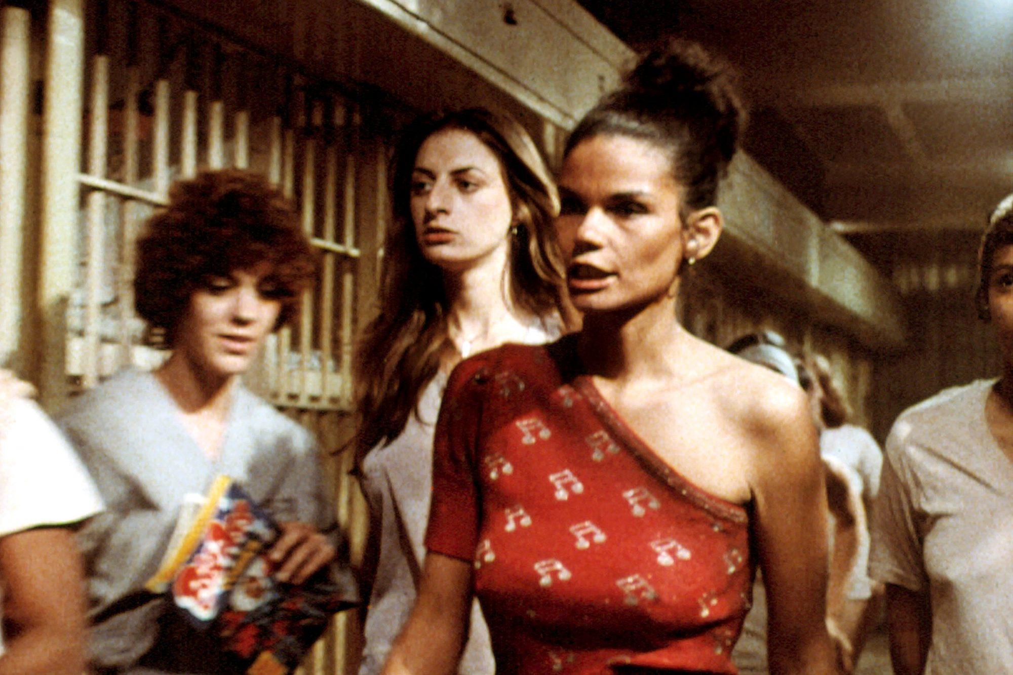 CAGED HEAT, Juanita Brown, 1974