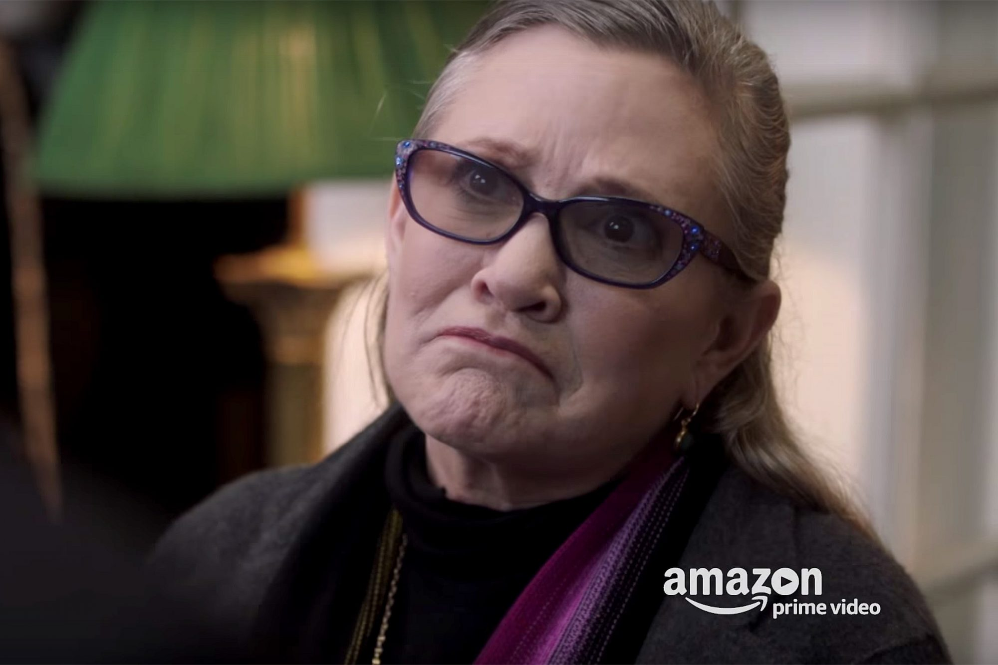 Carrie Fisher in Catastrophe Season 3