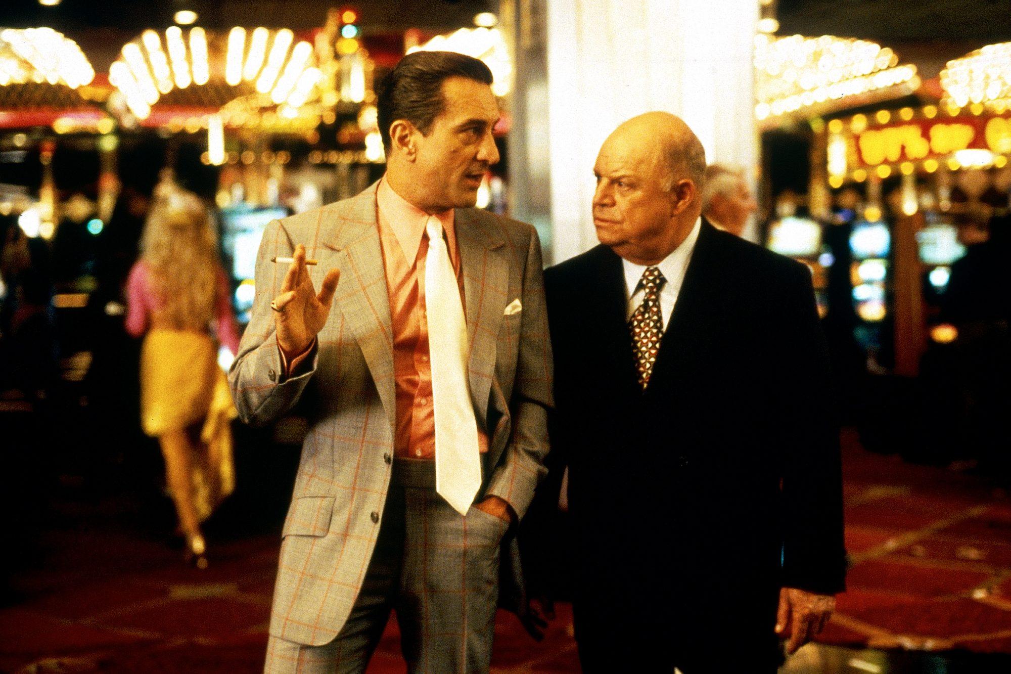 CasinoRobert DeNiro (L) and Don Rickles