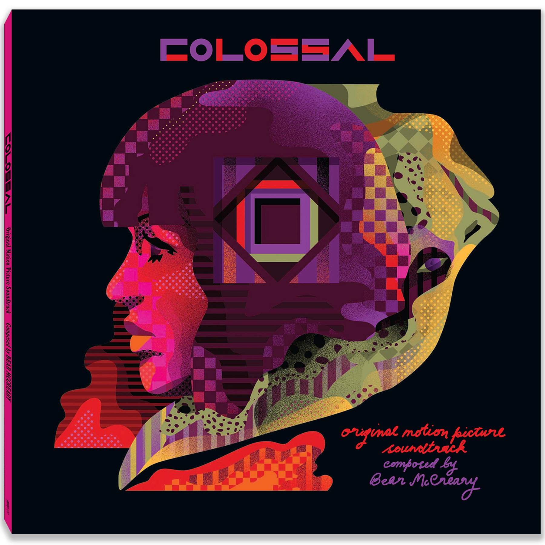 Colossal_Vinyl-Cover