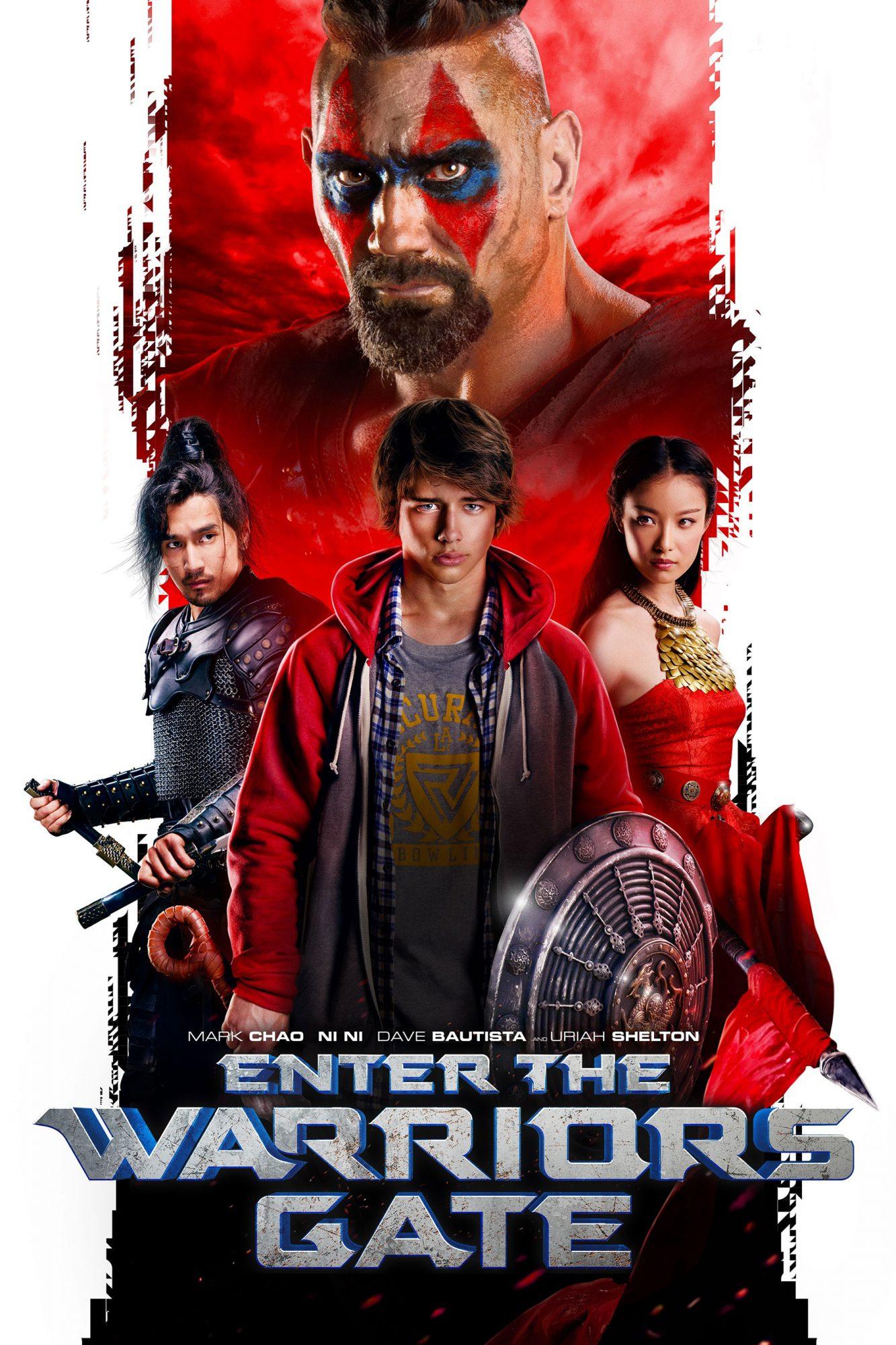 Enter the Warrior's Gate