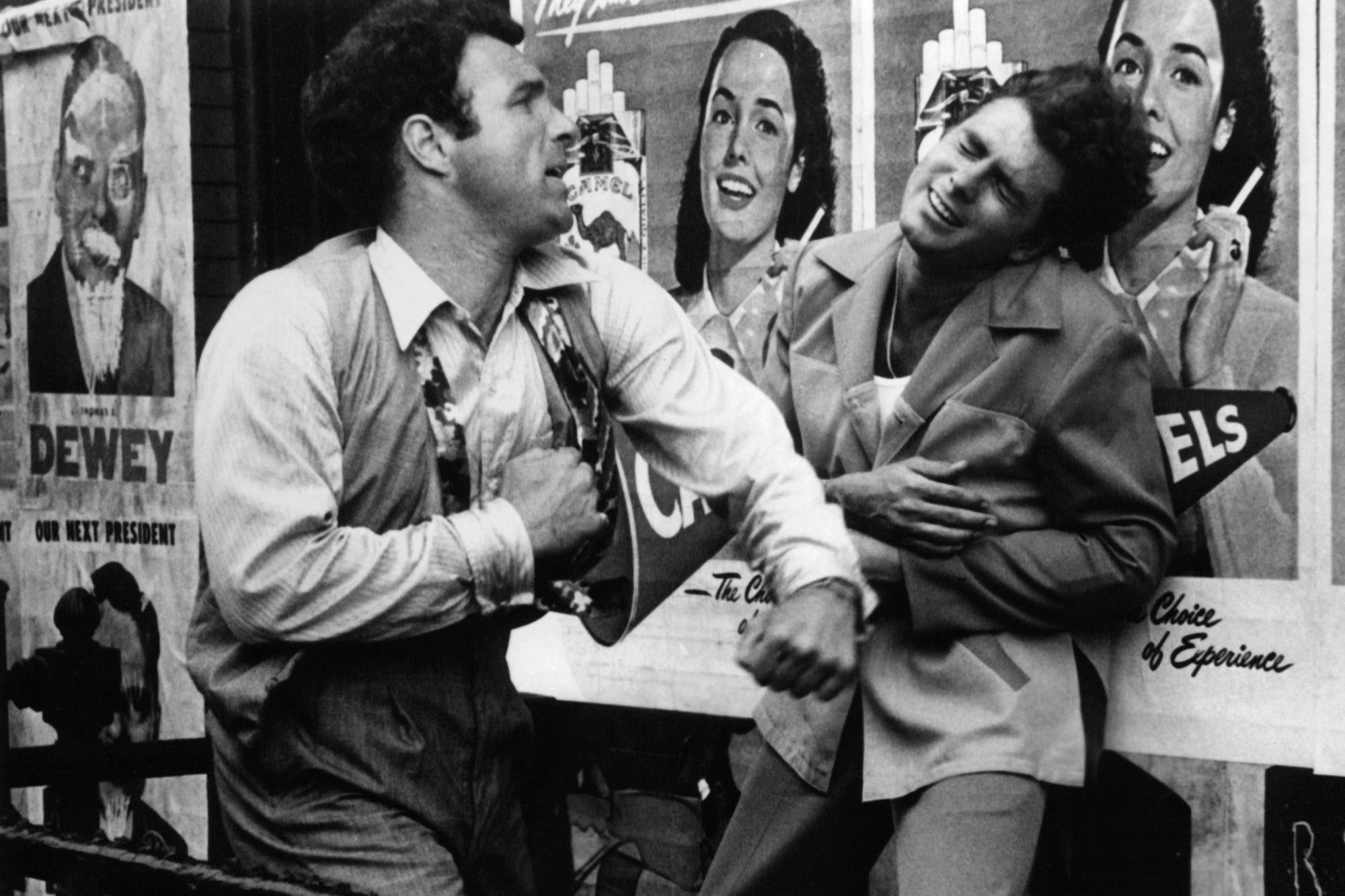James Caan And Gianni Russo In 'The Godfather'