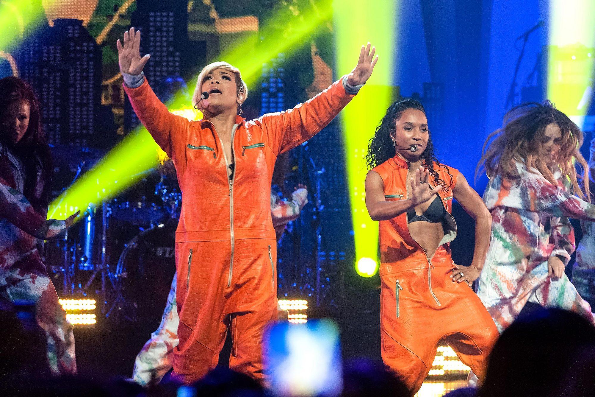 "VH1's ""Super Bowl Blitz: Six Nights + Six Concerts"" - Manhattan"