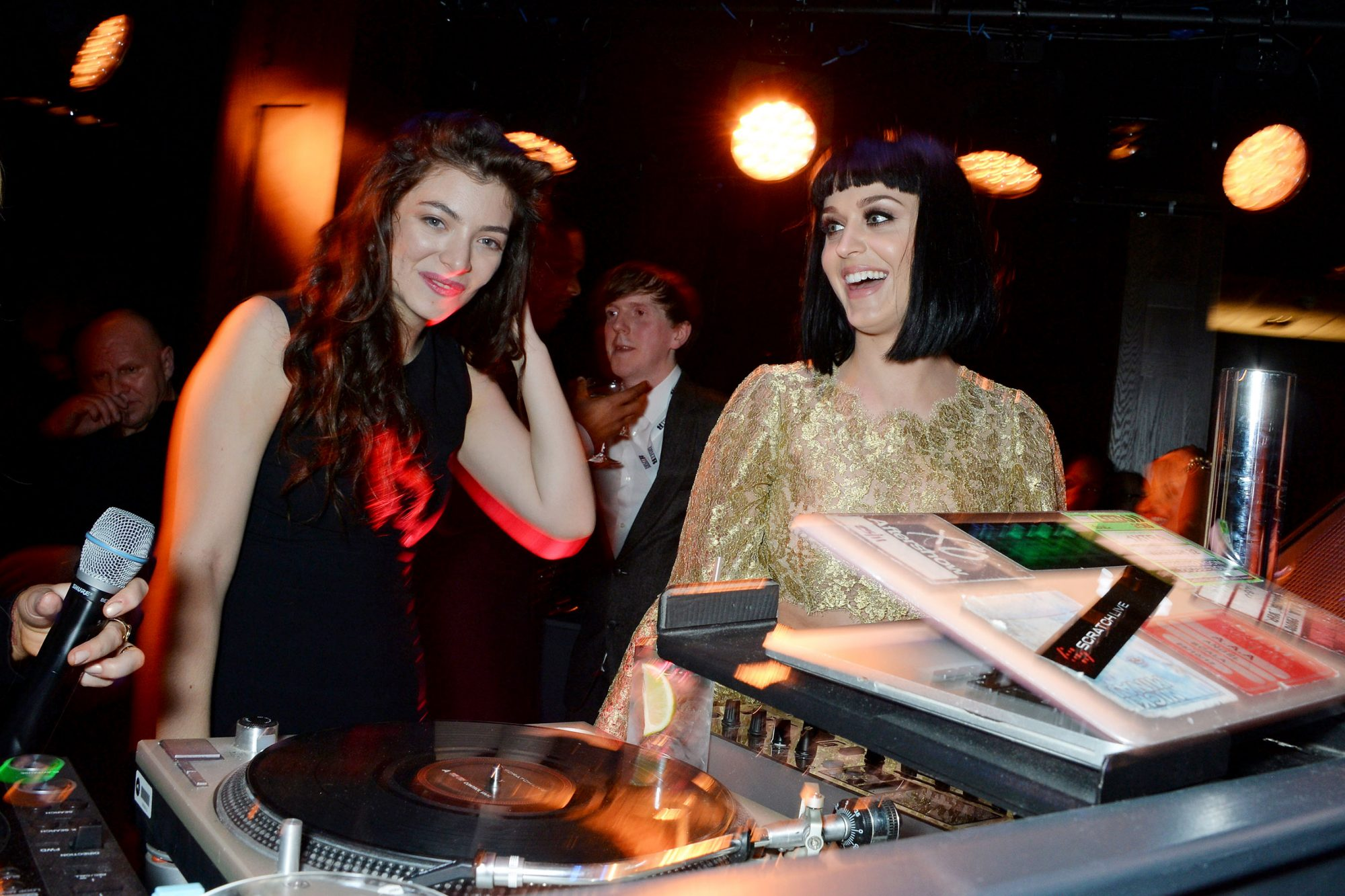 Universal Music Brits' After Party At Soho House Pop-Up