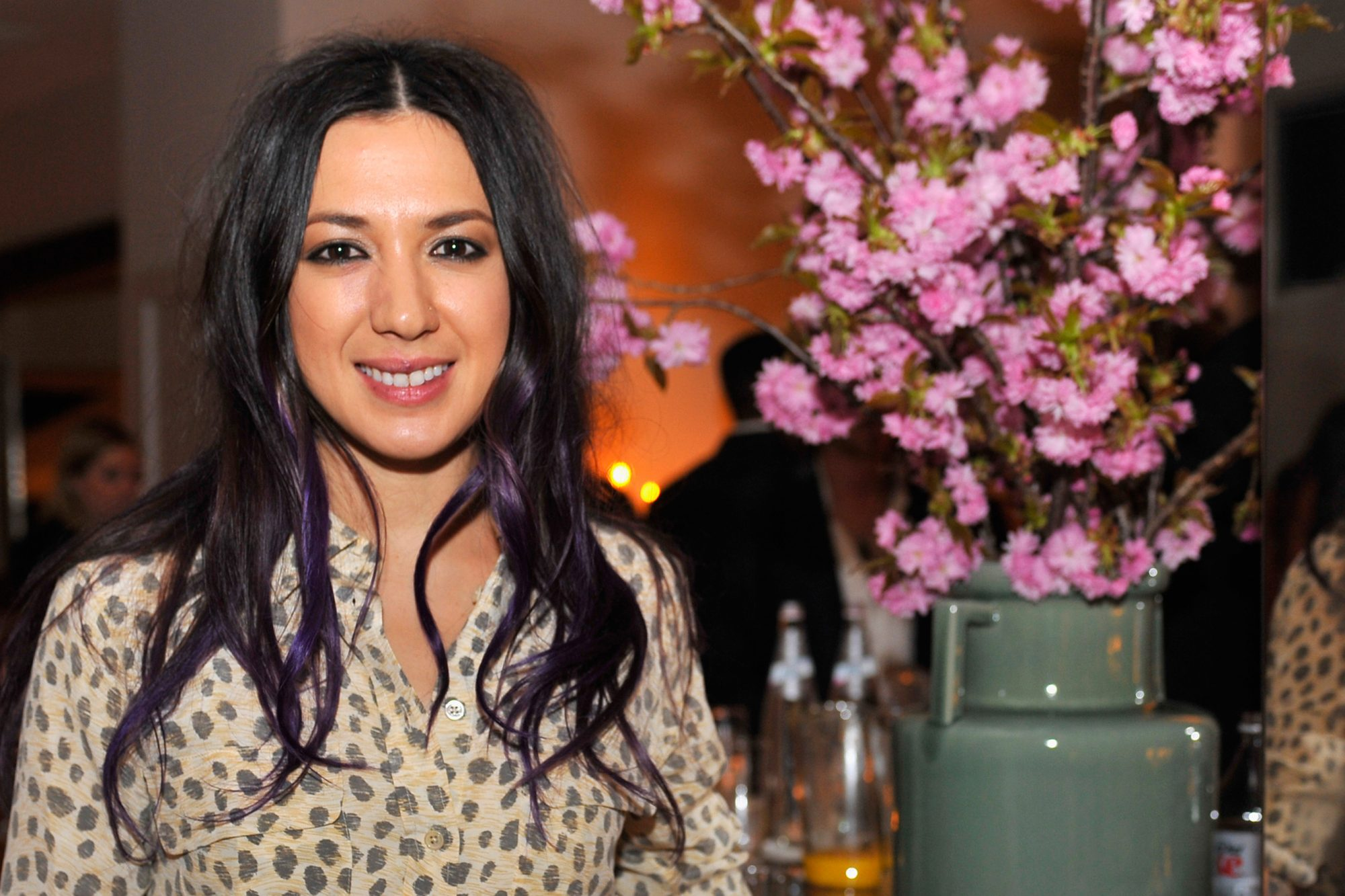 """Lani Hay, President & CEO Of LMT Inc. Presents Seventh Annual OFF THE RECORD  Event Celebrating """"""""Women In News Media"""" Benefiting Rock The Vote And Special Acoustic Performance By Michelle Branch"""