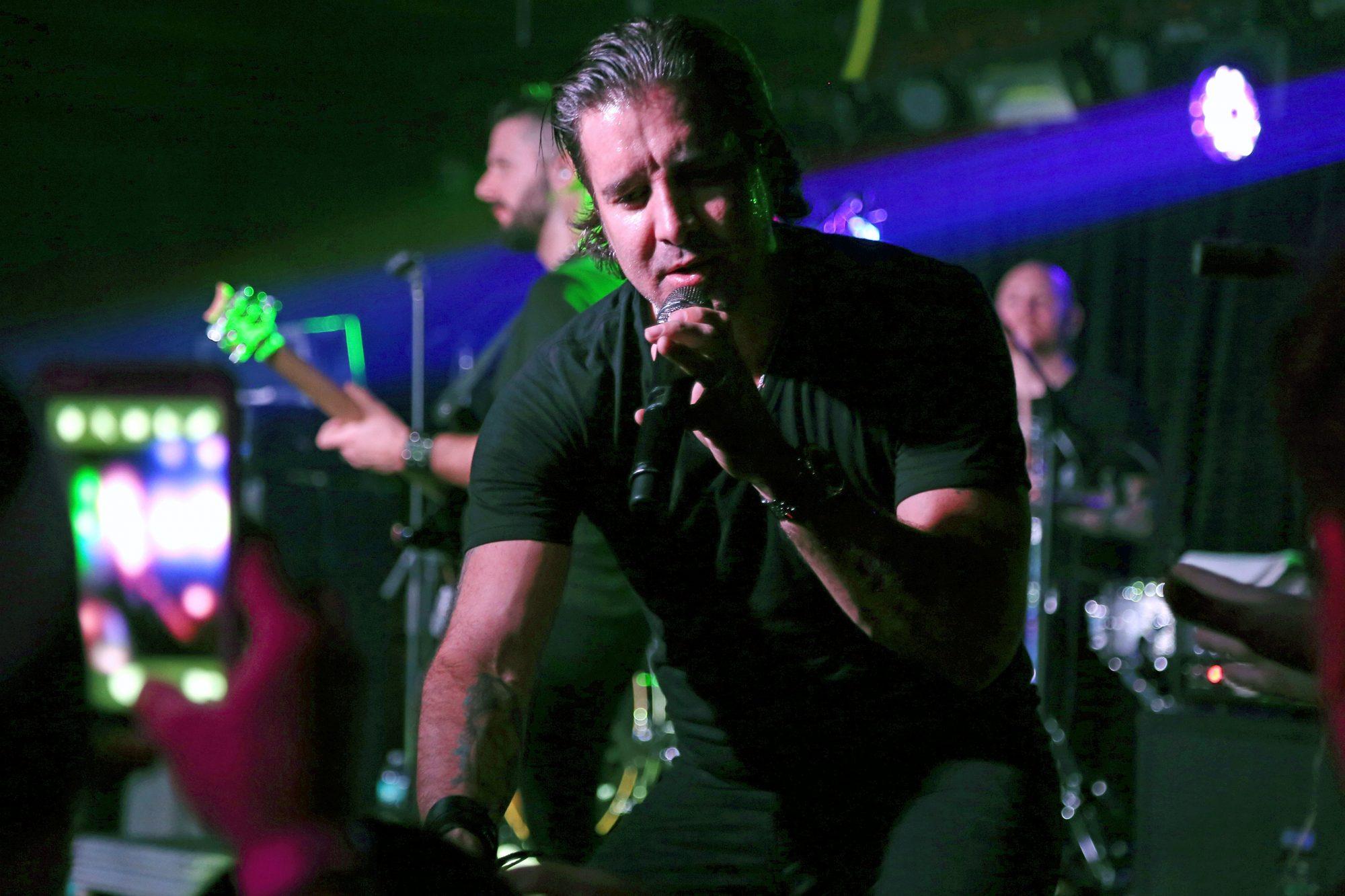 Scott Stapp In Concert - New York, New York