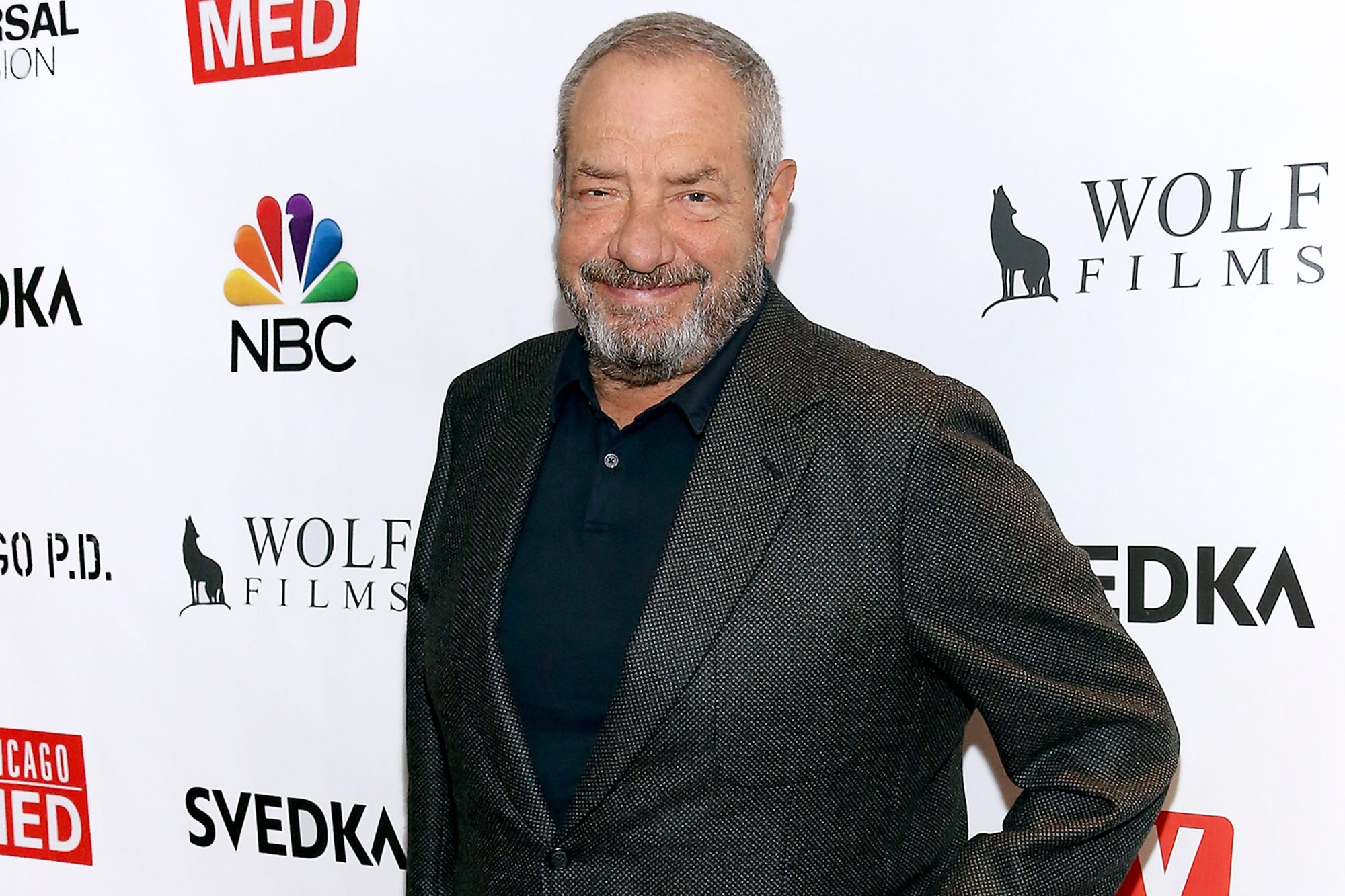 TV Guide Magazine Celebrates Dick Wolf's Chicago Series