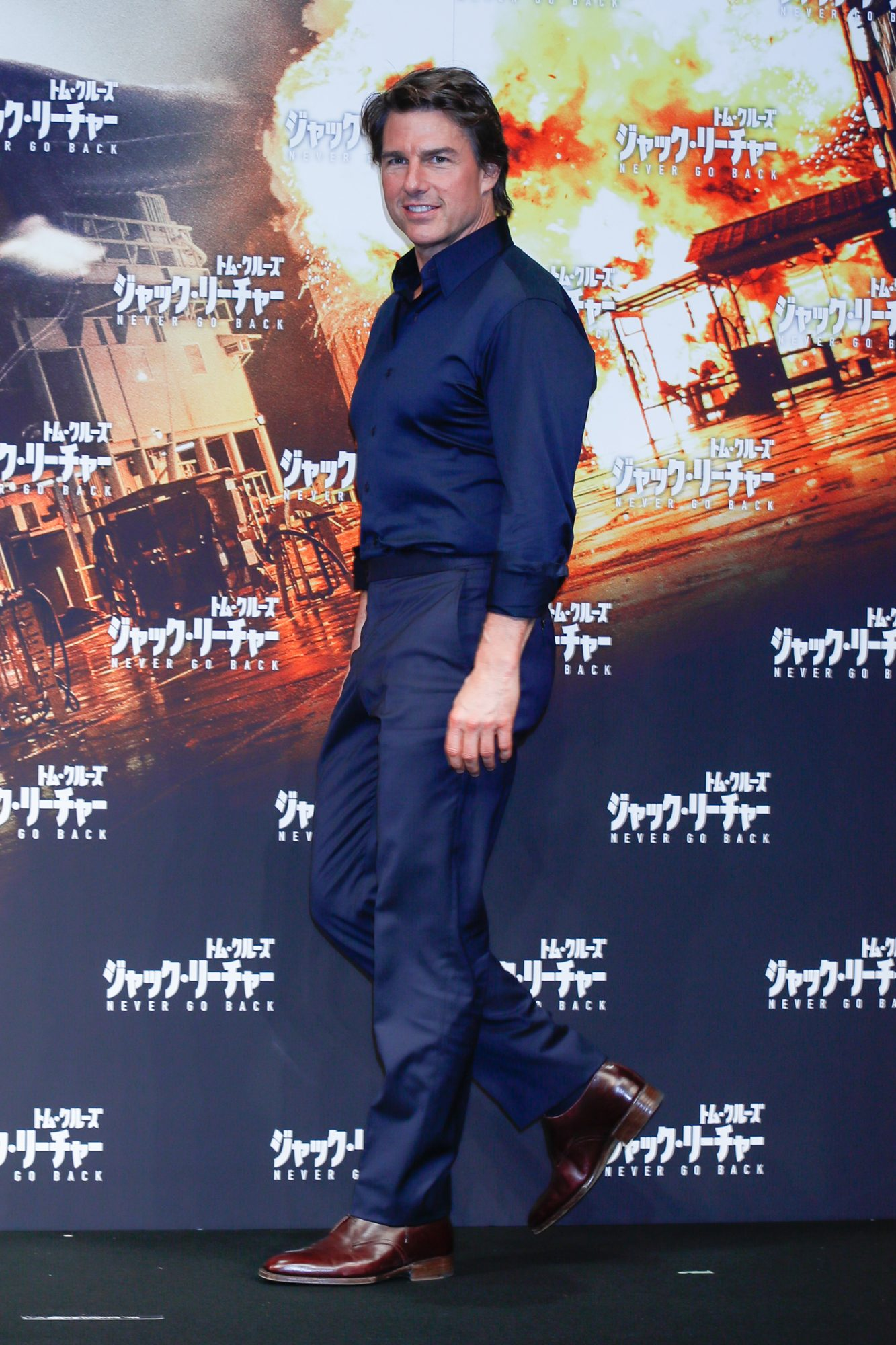 'Jack Reacher: Never Go Back' Press Conference and Photocall In Tokyo
