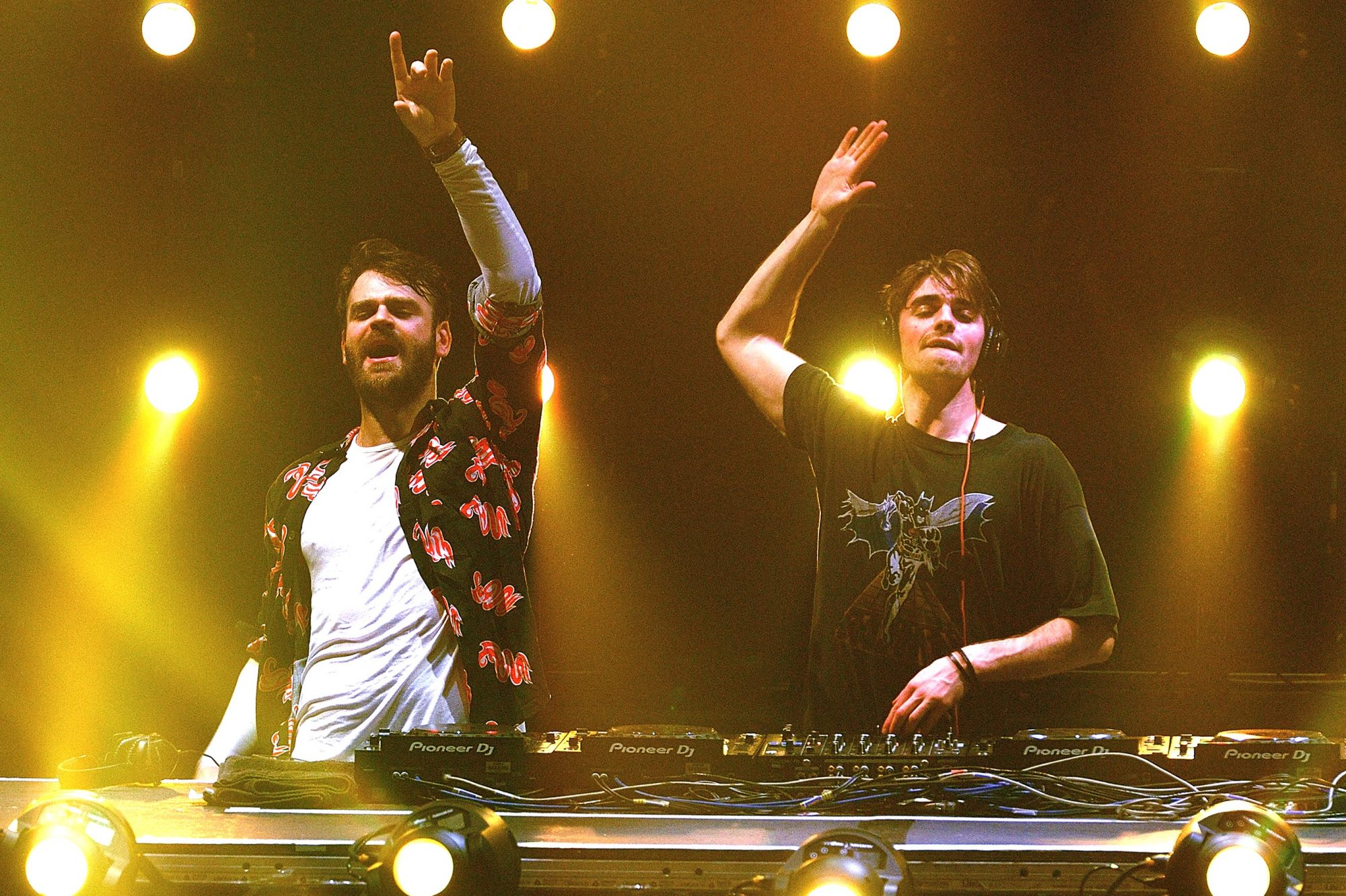The Chainsmokers Perform At The Roundhouse