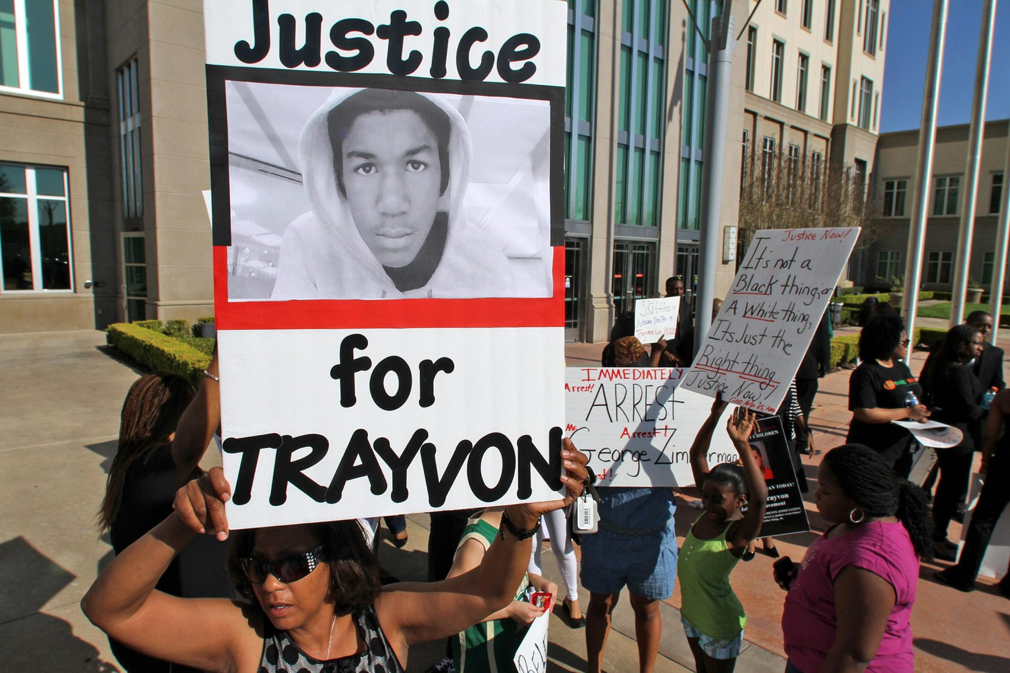Trayvon Martin: Five years after his death, struggle for civil rights continues