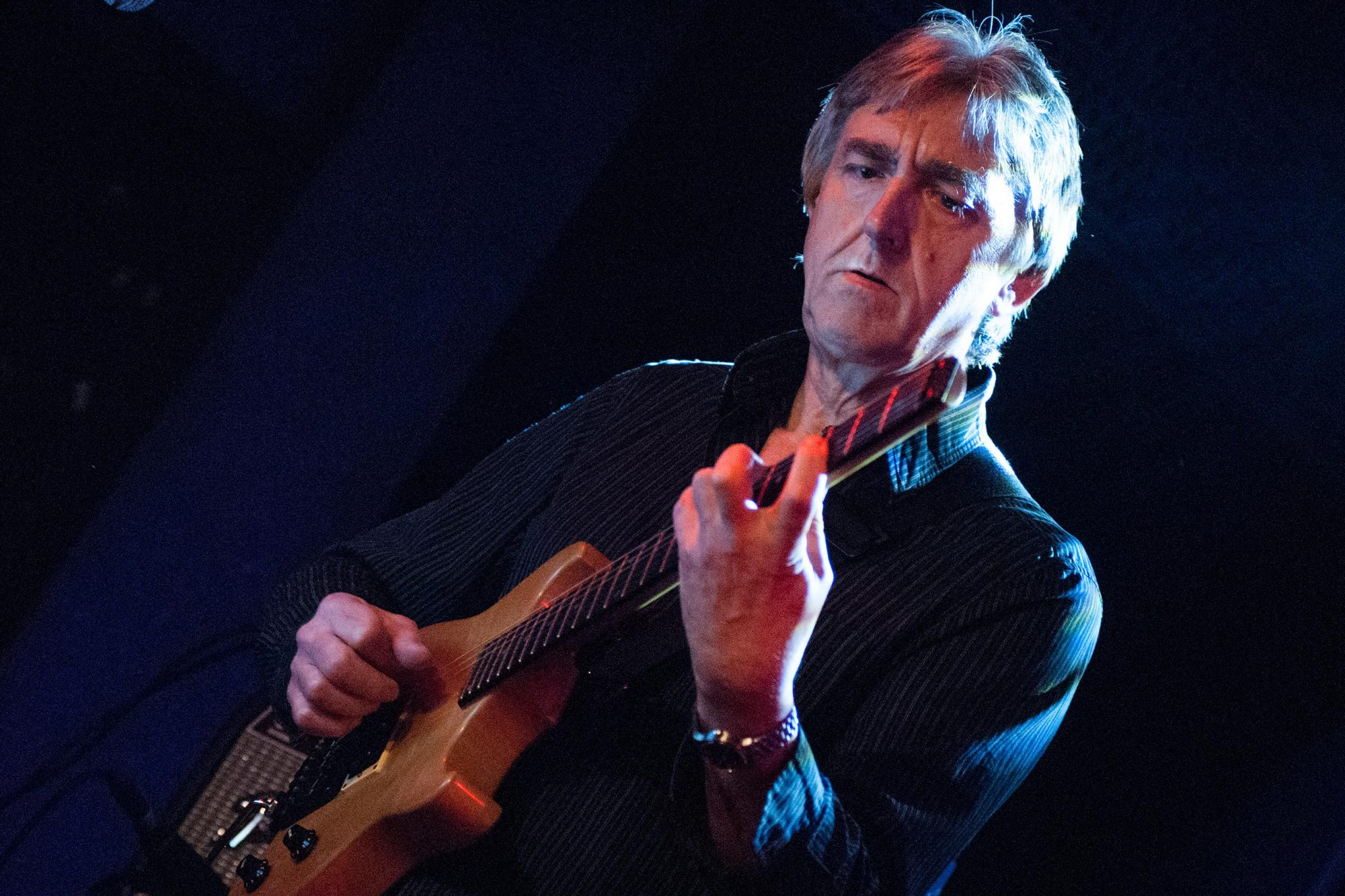 Allan Holdsworth Performs In Barcelona