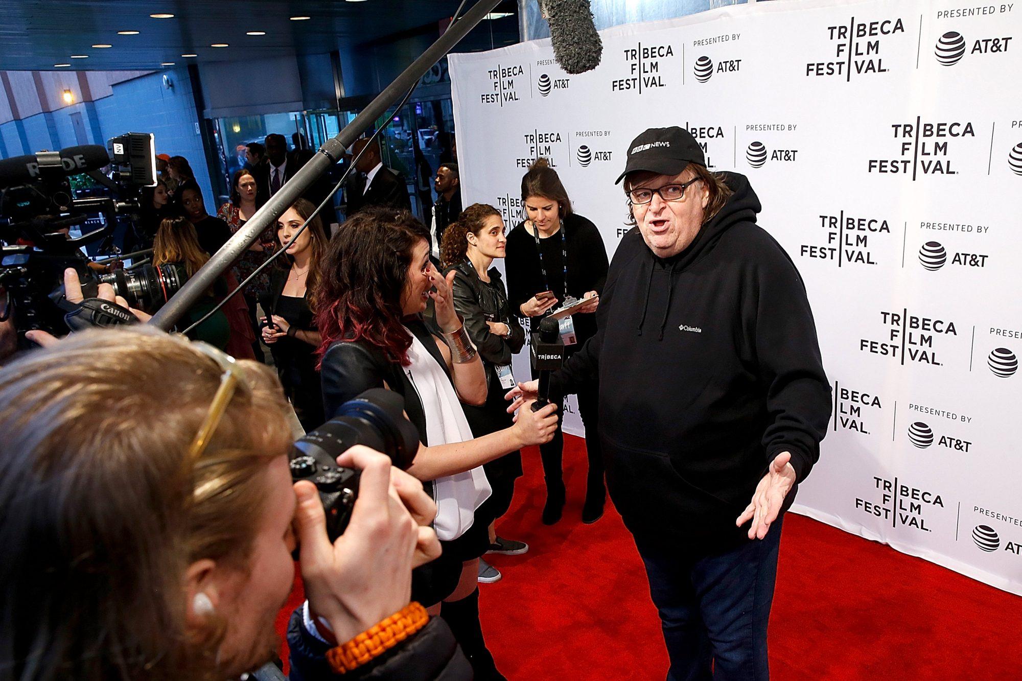 """2017 Tribeca Film Festival - """"Bowling For Columbine"""""""