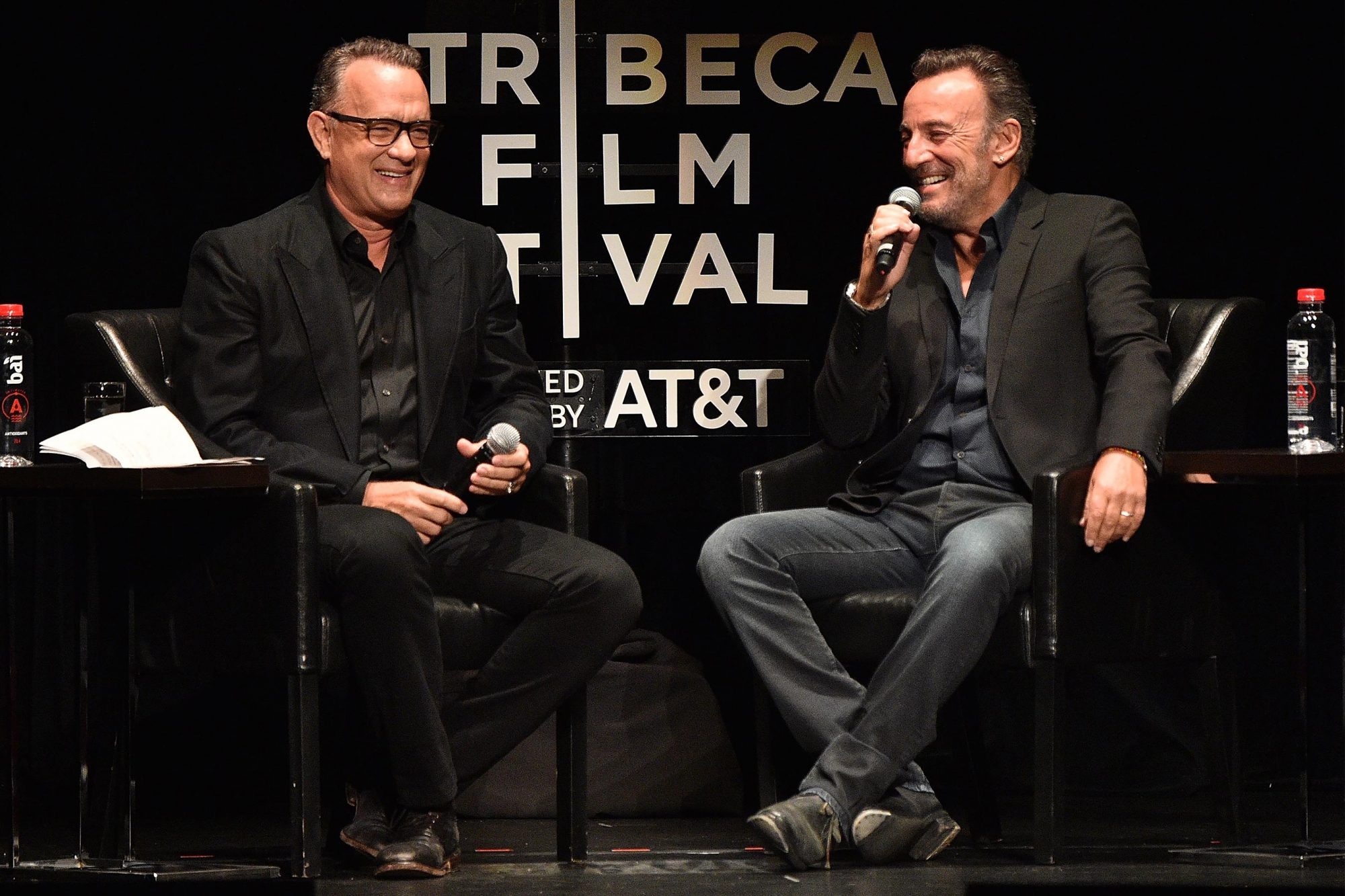 Tribeca Talks: Bruce Springsteen And Tom Hanks - 2017 Tribeca Film Festival