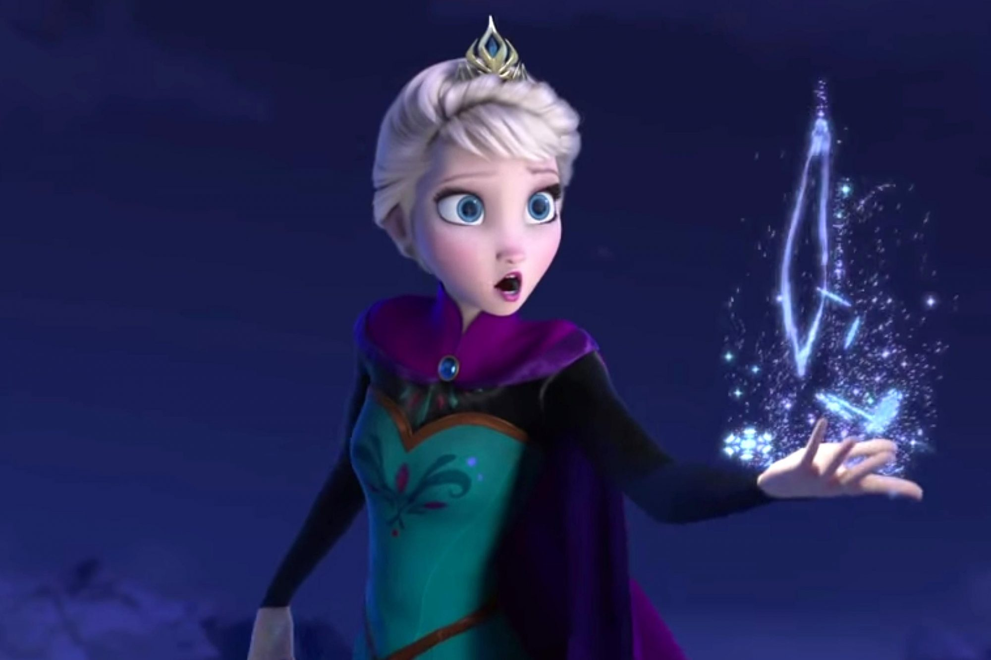 Frozen (2014)Elsa.