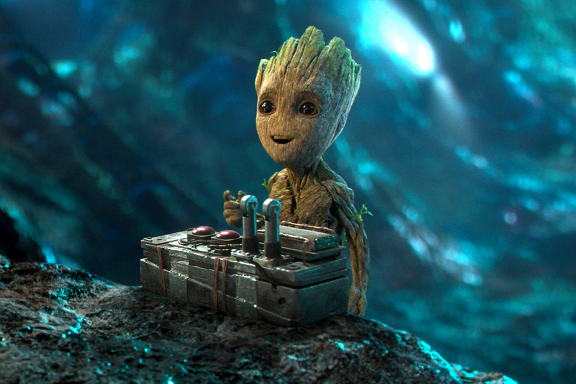 Groot — Guardians of the Galaxy Vol. 2 (2017)