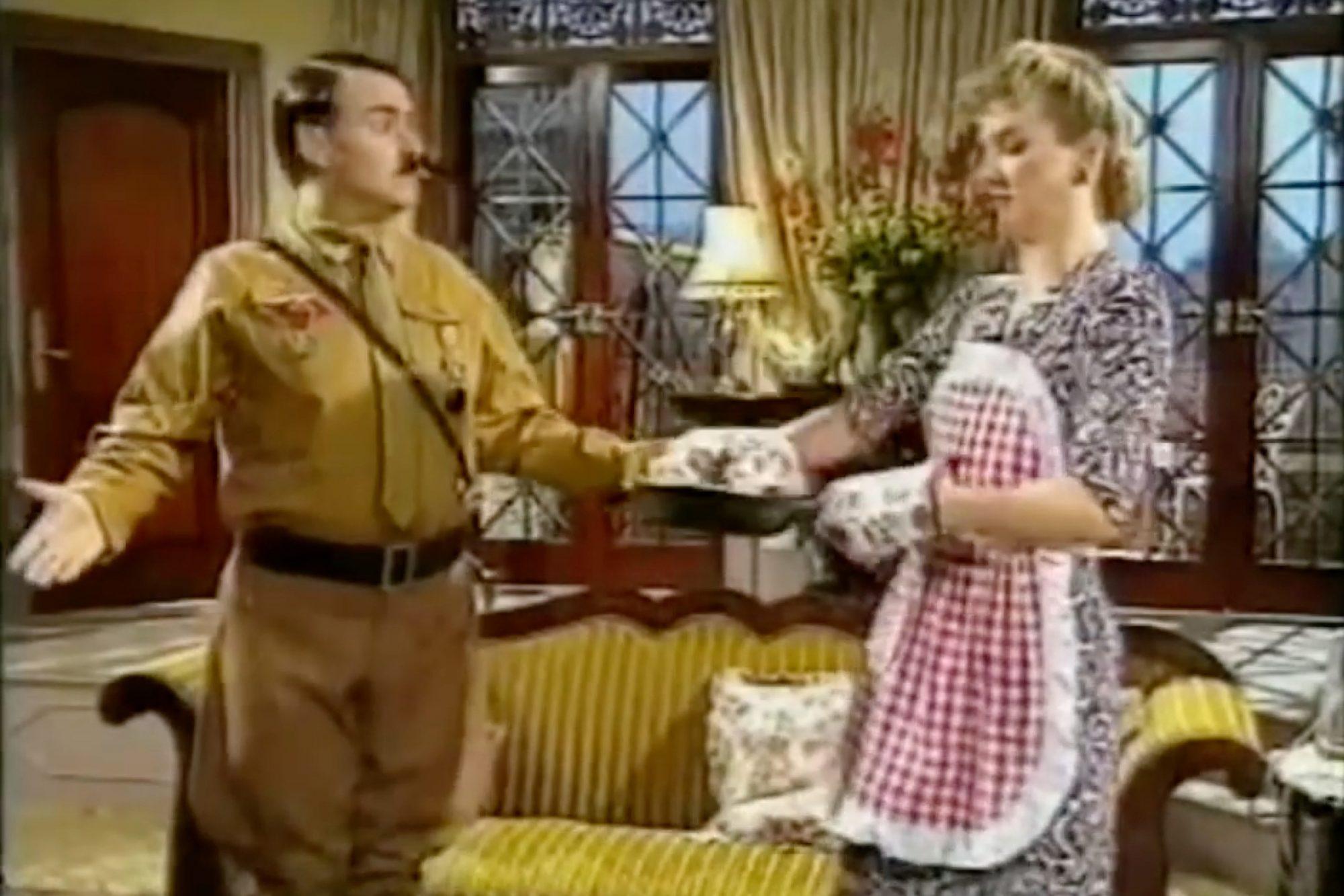 """Heil Honey I'm Home!""""Pilot""""Season 1, Episode 1September 30, 1990FRAMEGRAB"""