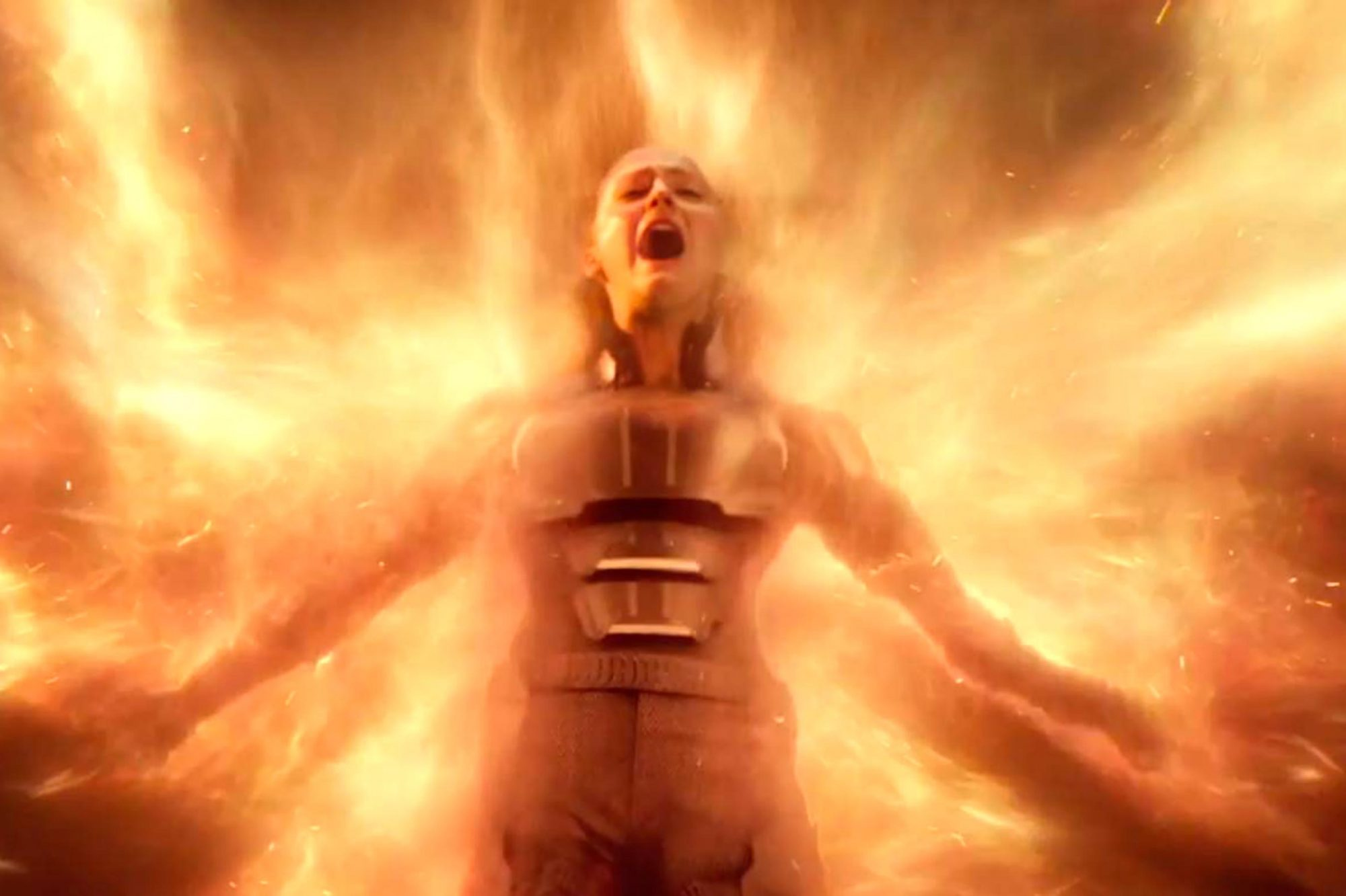 X-Men: Apocalypse (2016) Sophie Turner as Jean Grey / Phoenix CR: Marvel