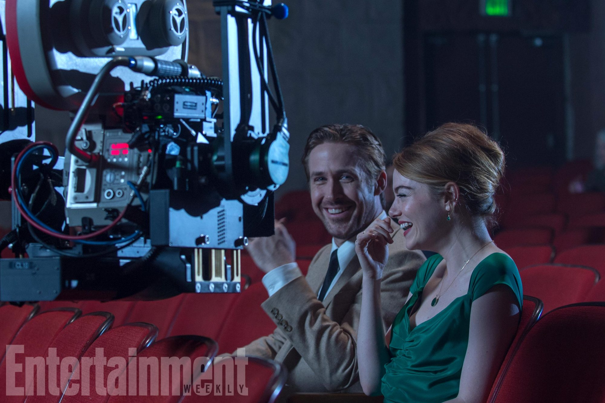 Go Behind the Scenes of 'La La Land'