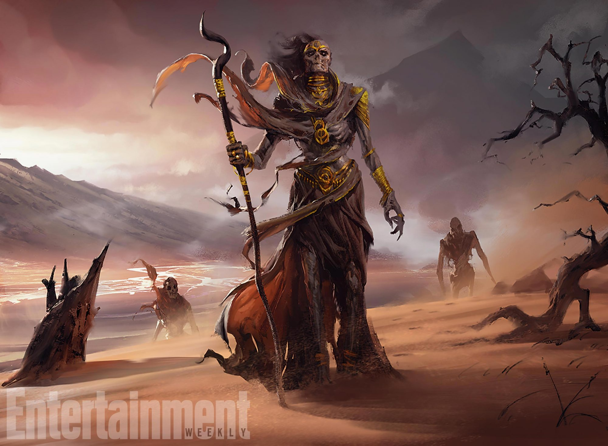Magic The Gathering: Amonkhet CR: Wizards of the Coast