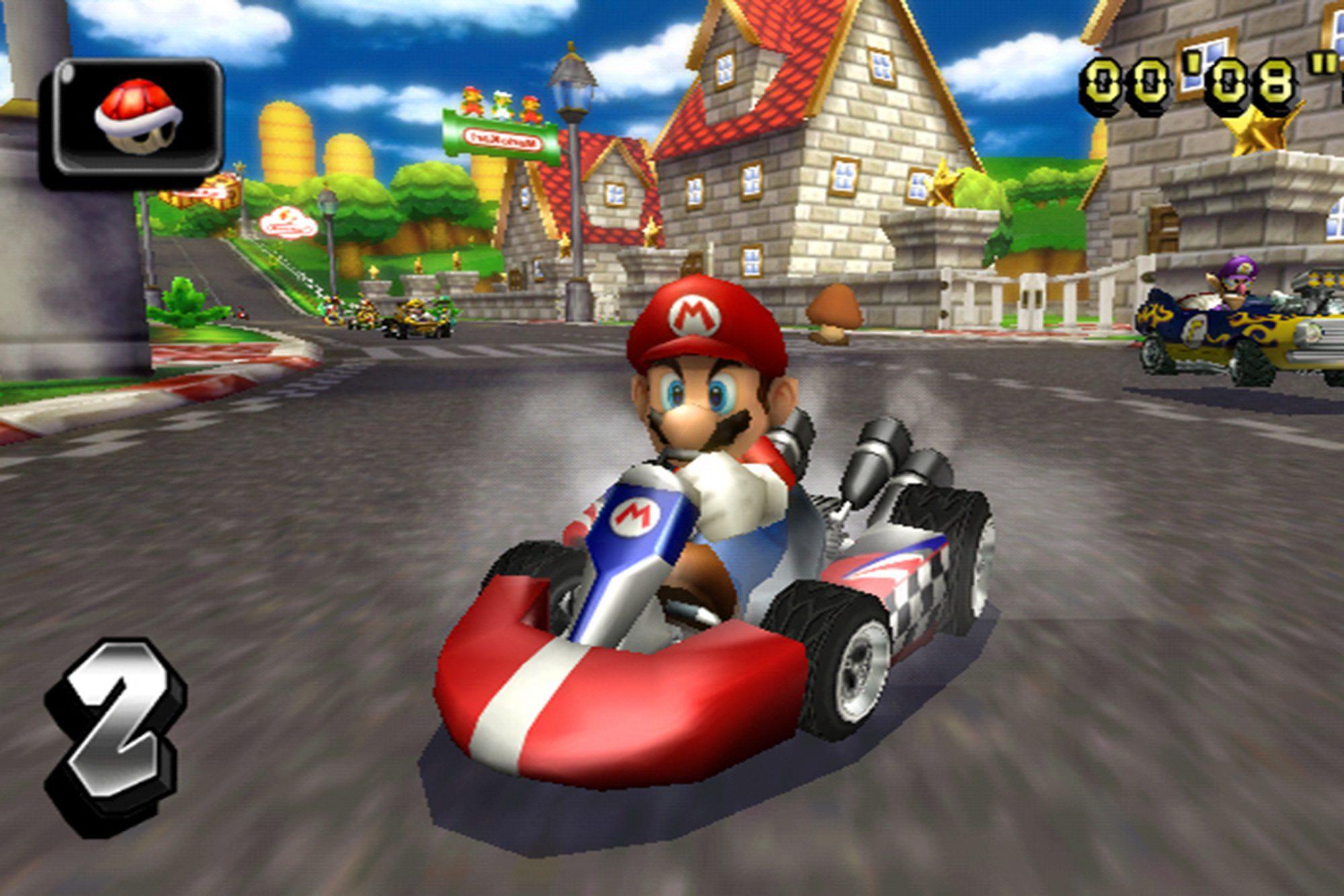 Mario Kart for WiiVideo Game, Nintendo 2008