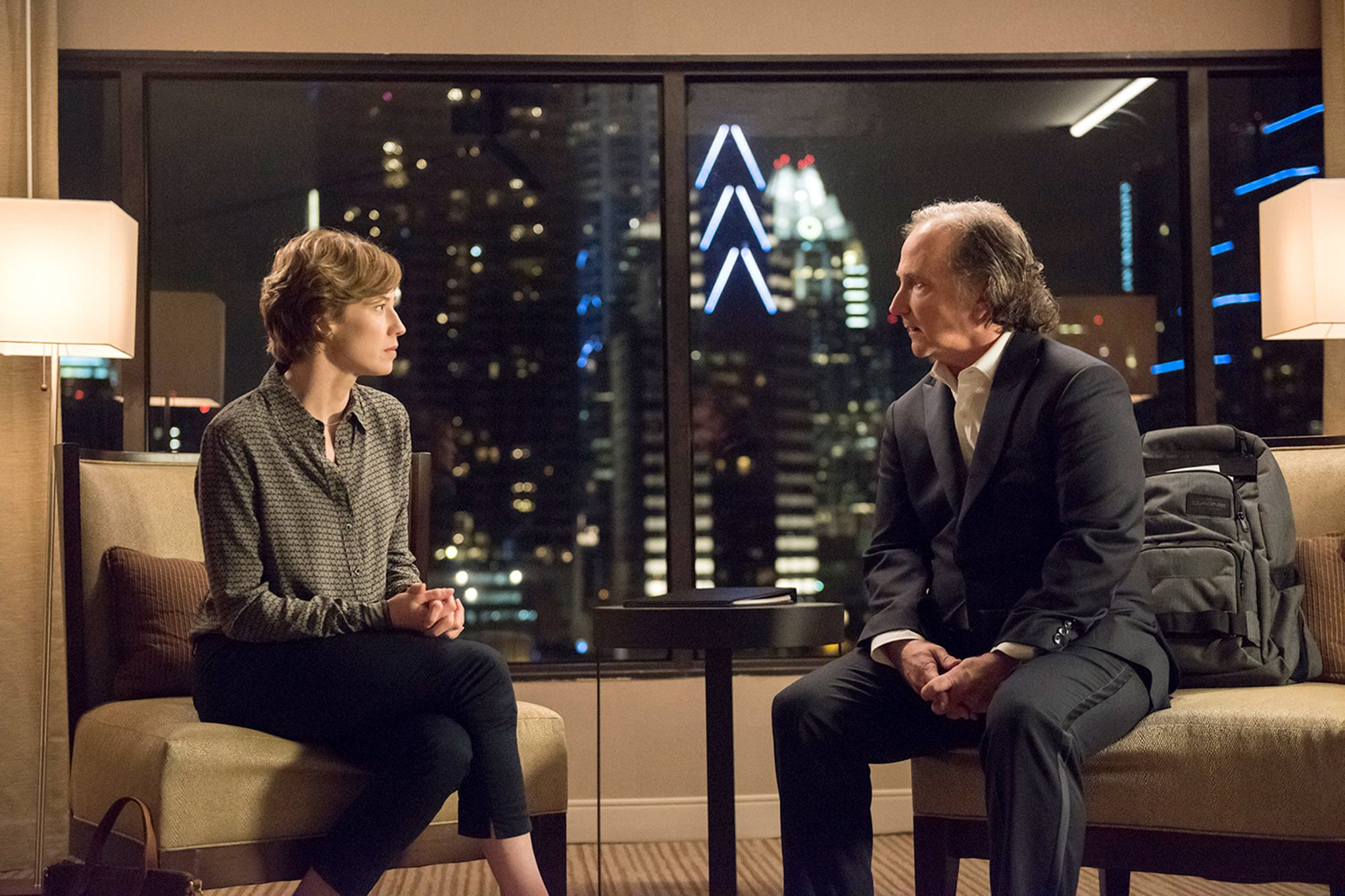 Mark Linn Baker on the Leftovers