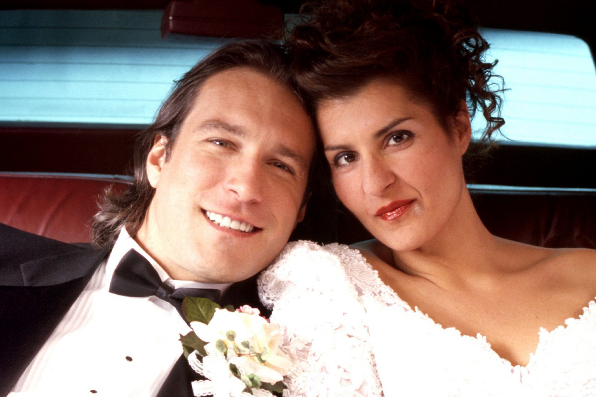 My Big Fat Greek Wedding, Then and Now