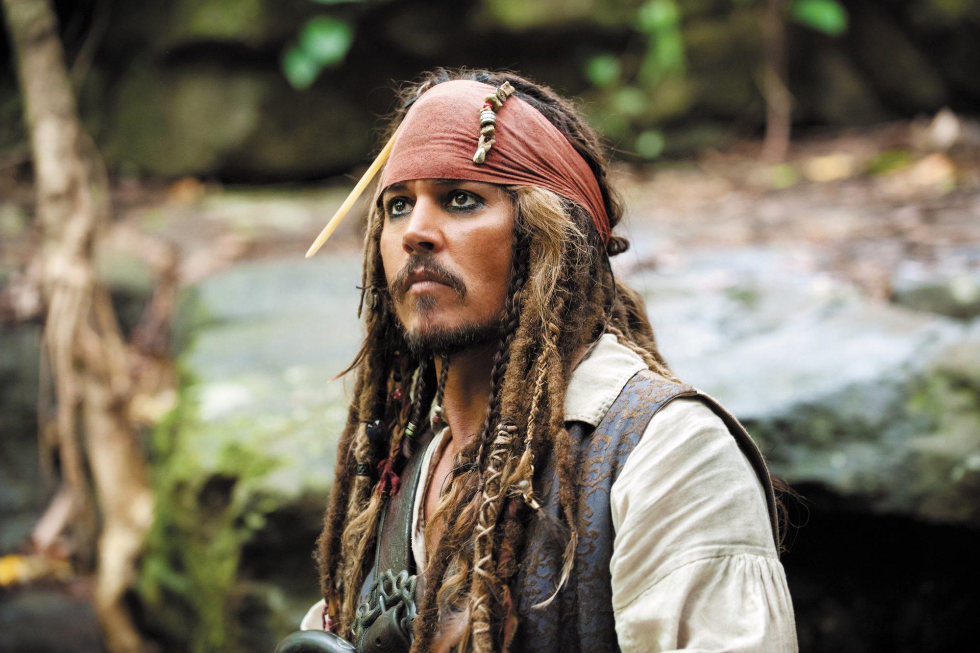 PIRATES OF THE CARIBBEAN: ON STRANGER TIDES, Johnny Depp, 2011. ph: Peter Mountain/©Walt Disney Pict