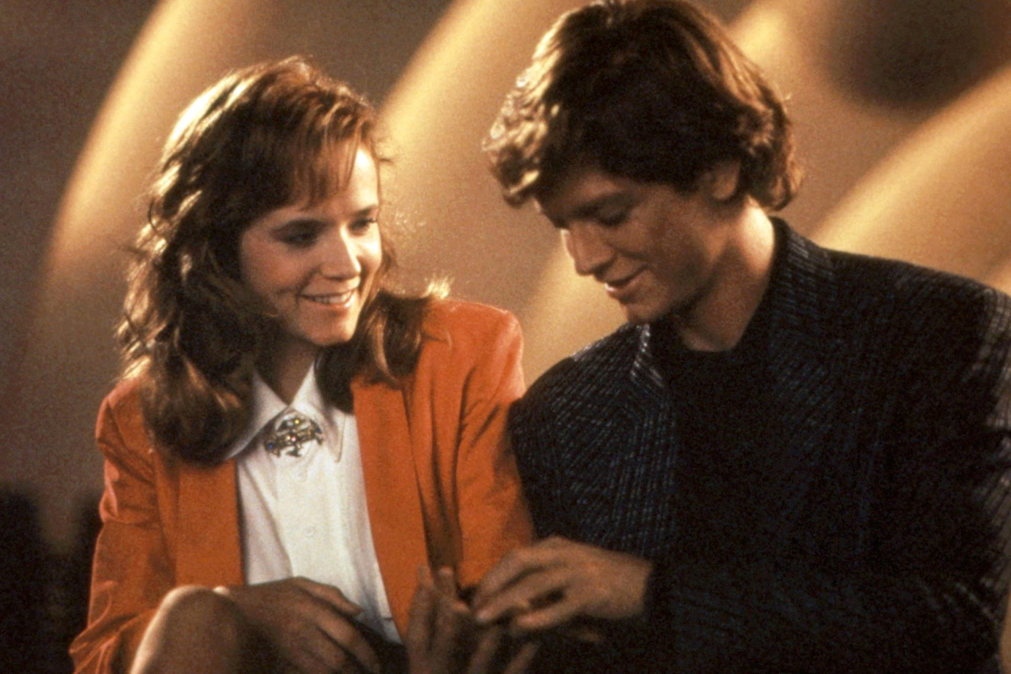 SOME KIND OF WONDERFUL, Lea Thompson, Eric Stoltz, 1987. ©Paramount/courtesy Everett Collection