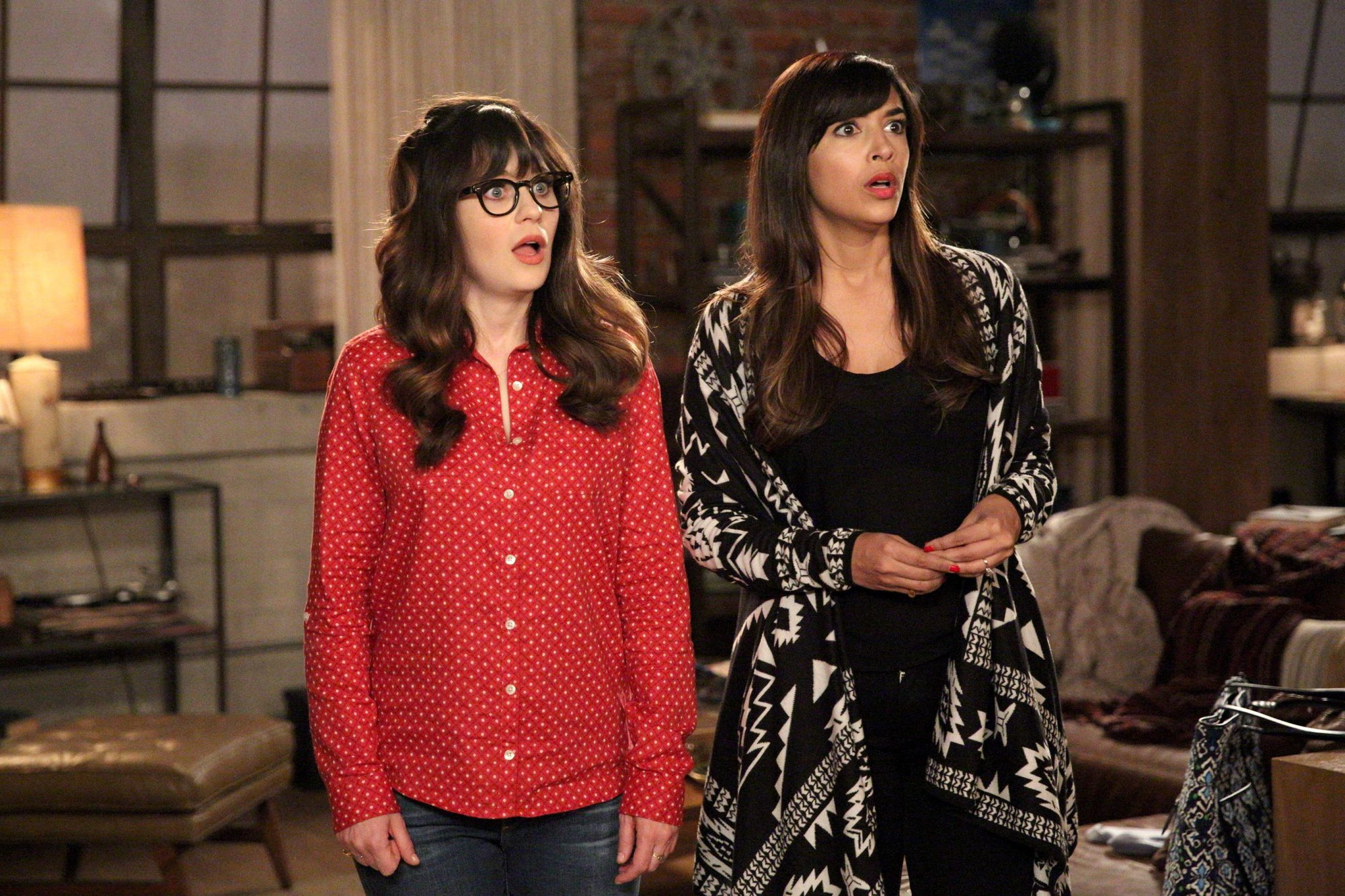 Jess and Cece