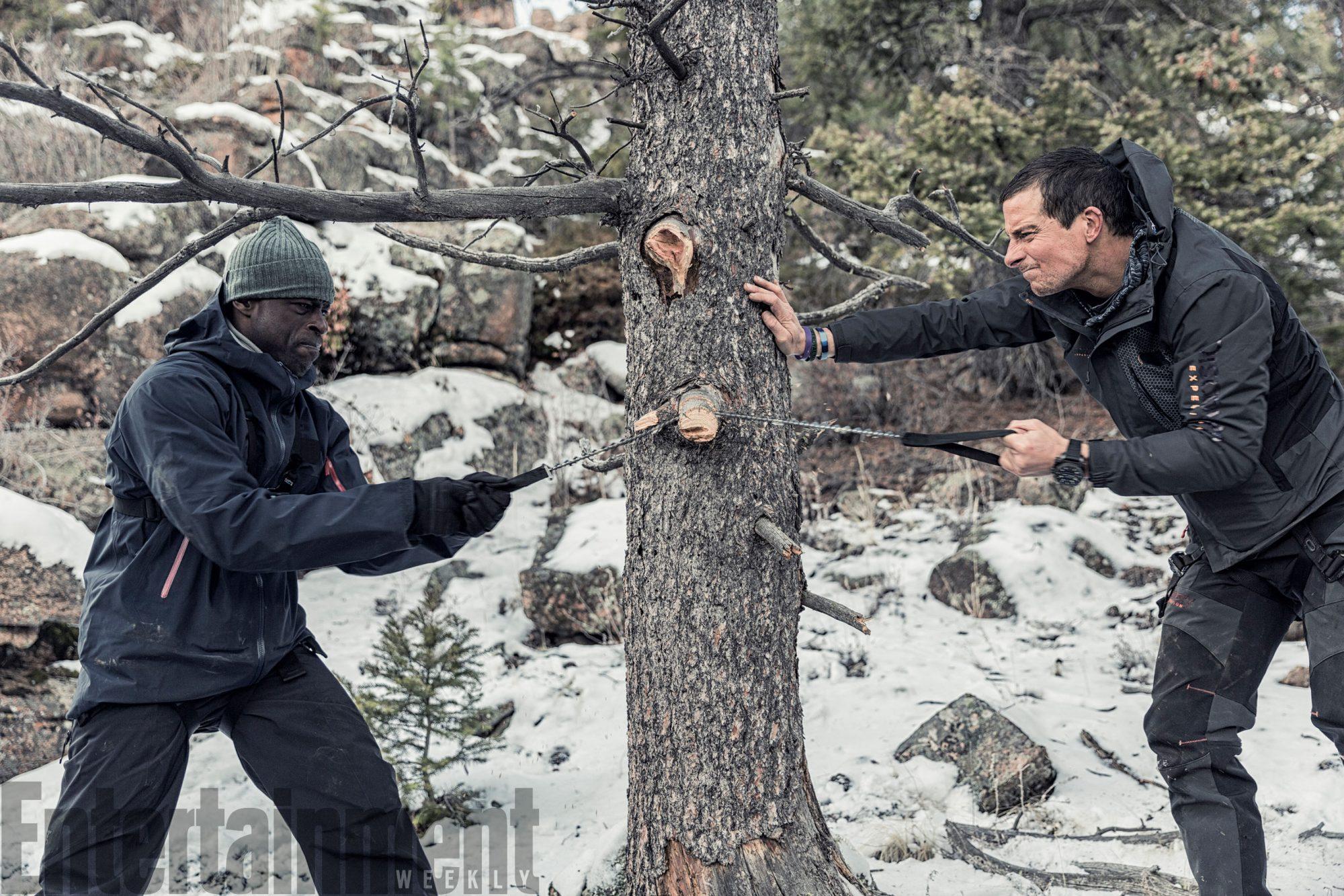 Running Wild with Bear Grylls - Season 3
