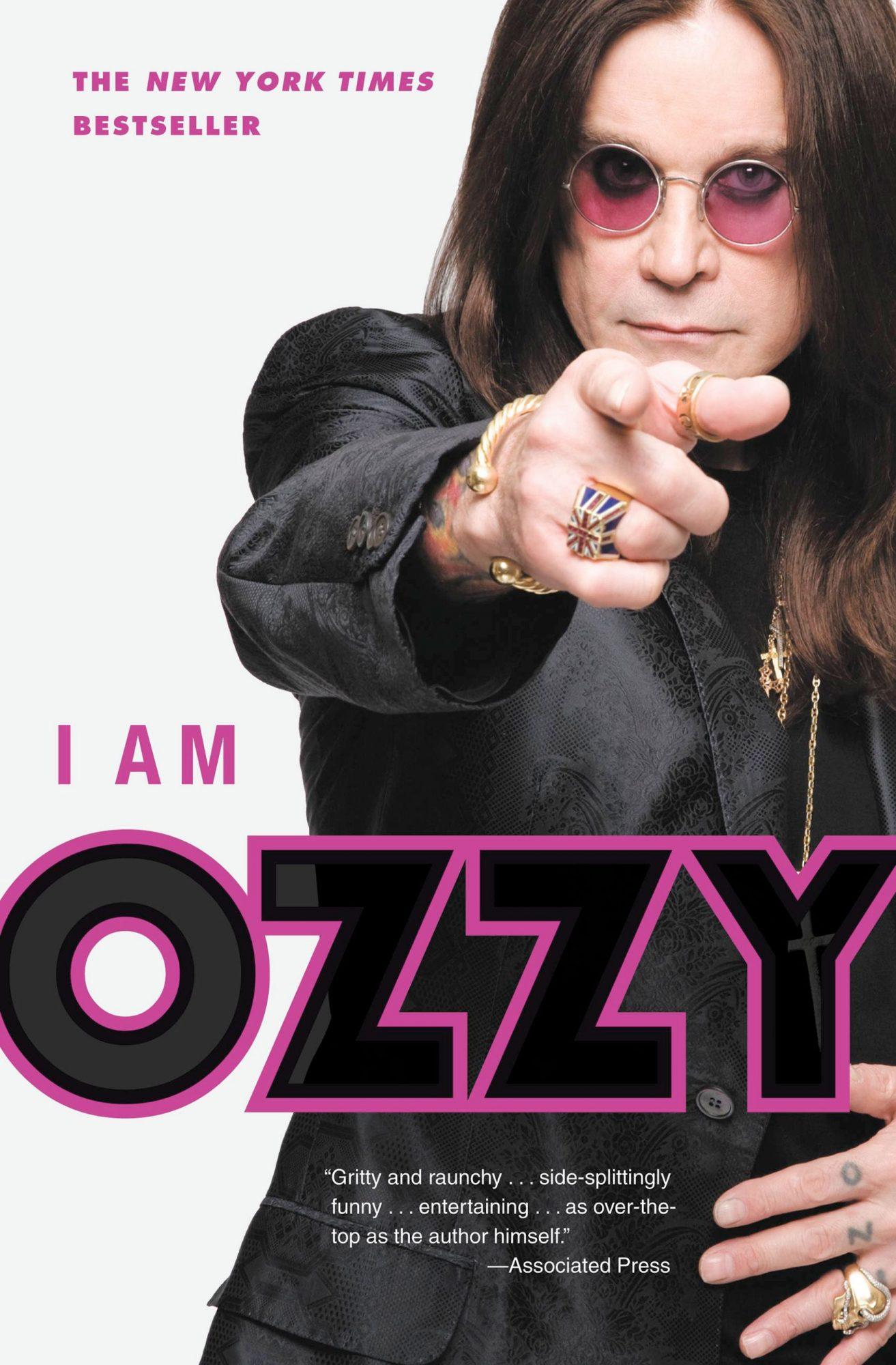 2. Ozzy Osbourne, I Am Ozzy