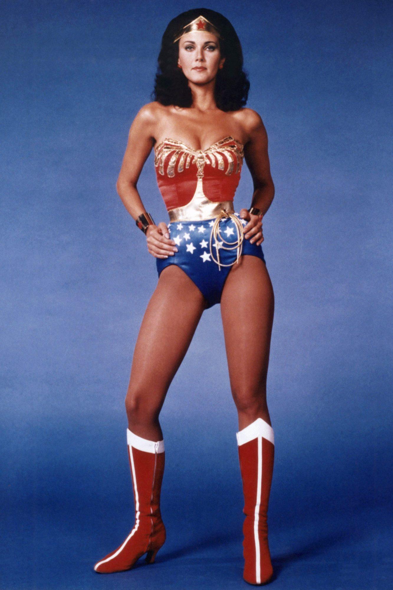 WONDER WOMAN, Lynda Carter, 1976-1979